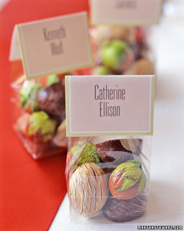 Place-Card Packages
