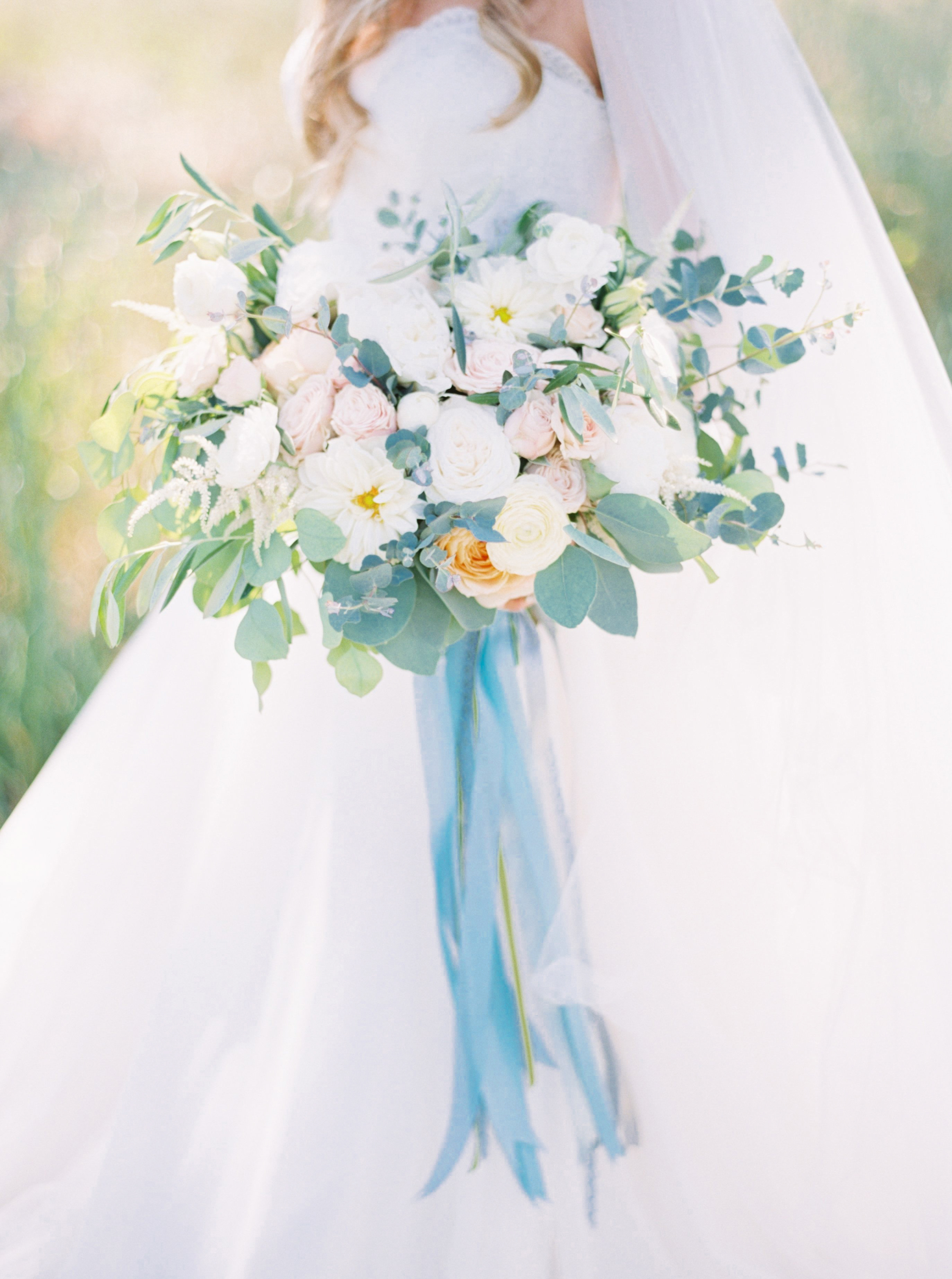 Summer Inspired Wedding Flowers For Every Part Of Your Big Day