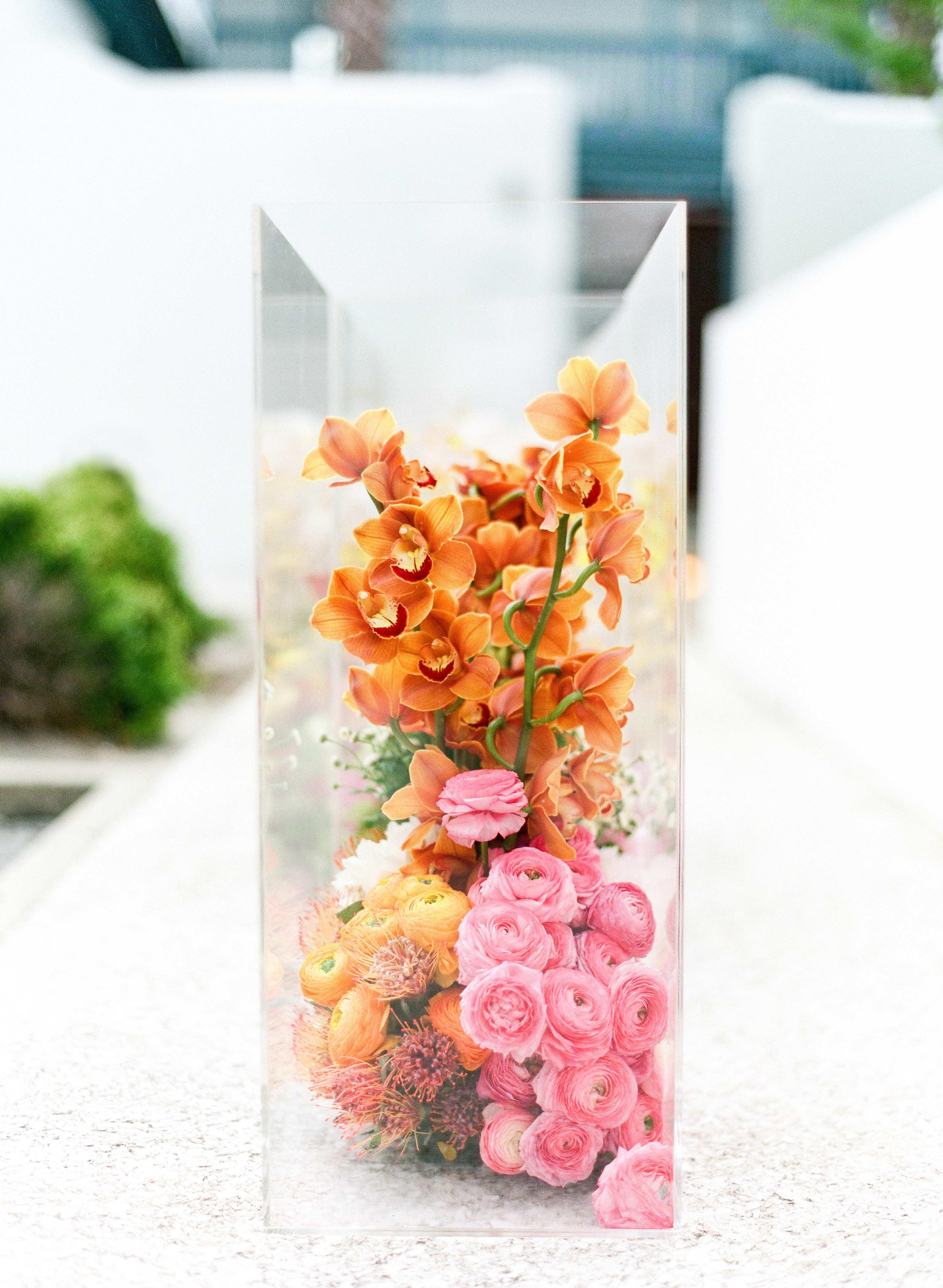 summer wedding flowers leslee mitchell