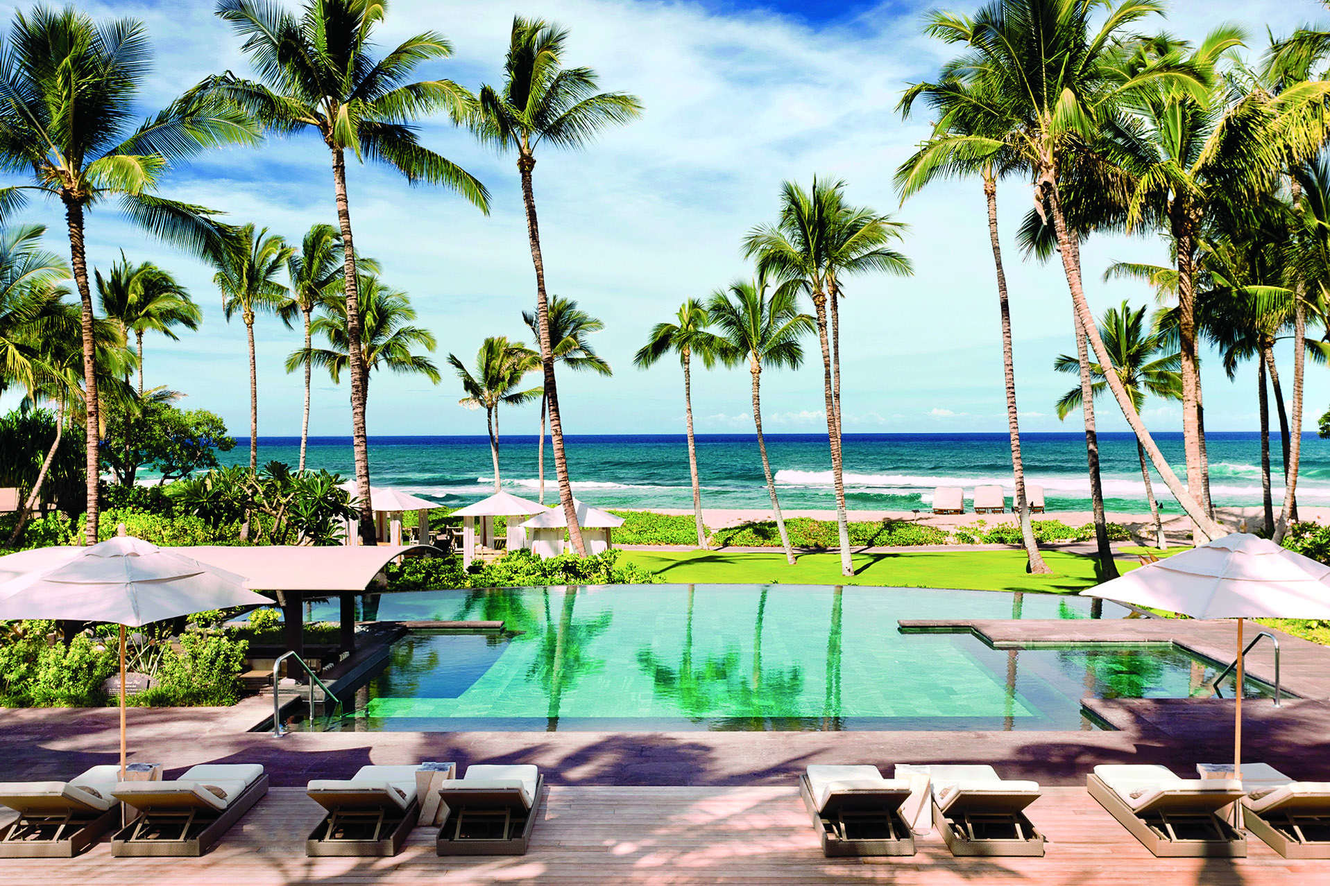 honeymooners guide hawaii four seasons resort hualalai