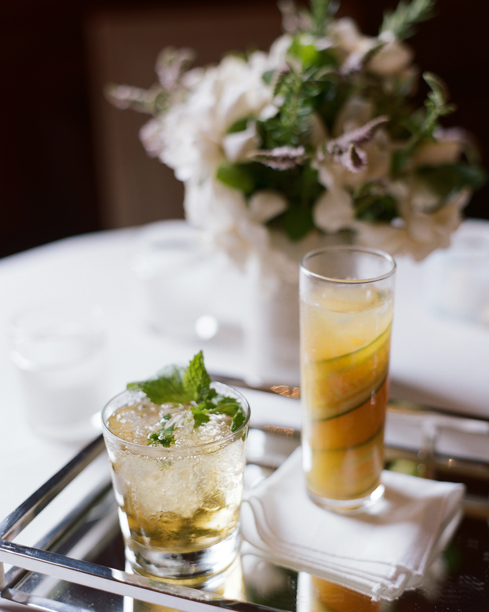Intercontinental Cocktails