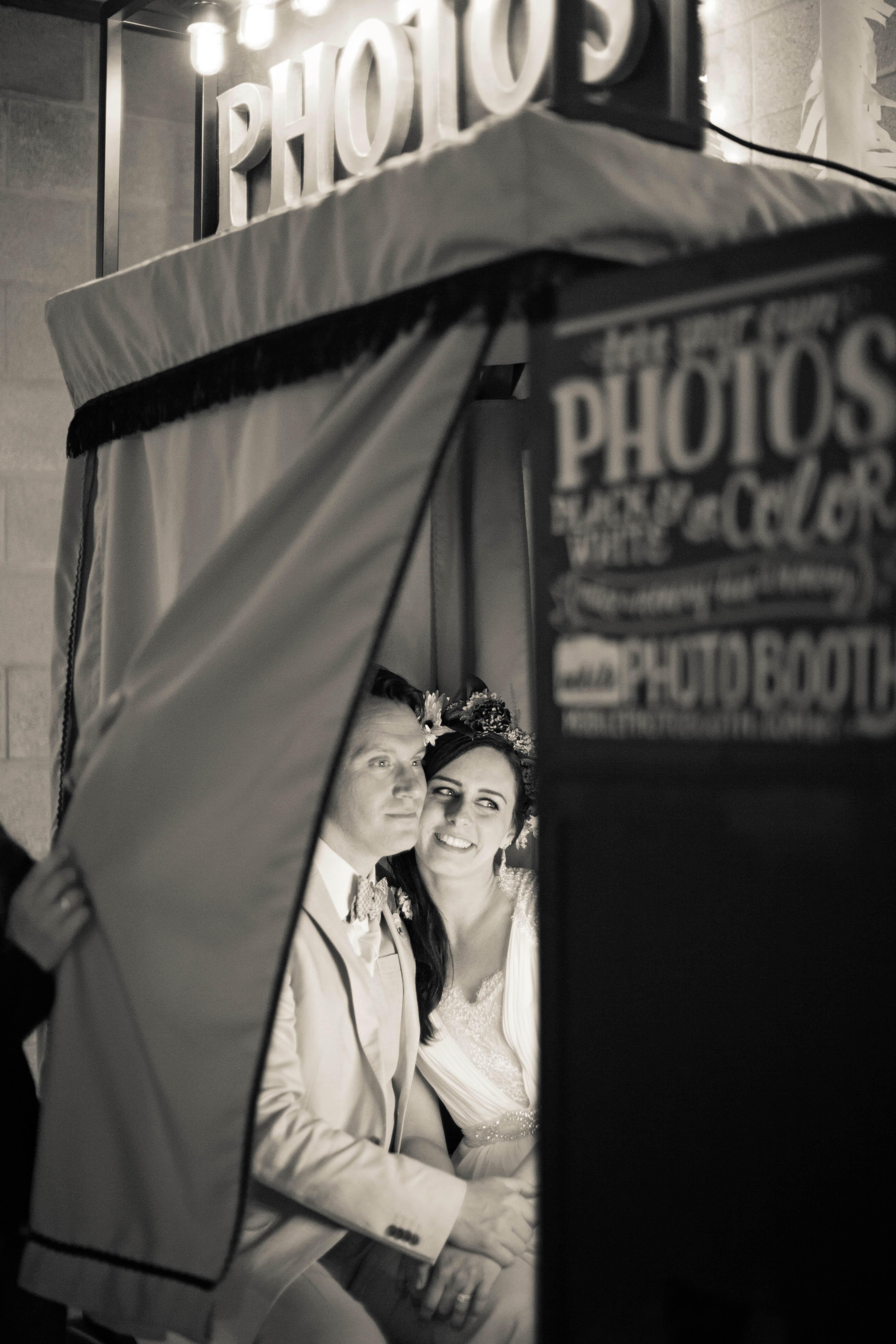 wedding games photo booth
