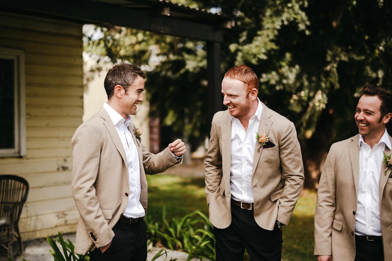 groomsmen lara hotz