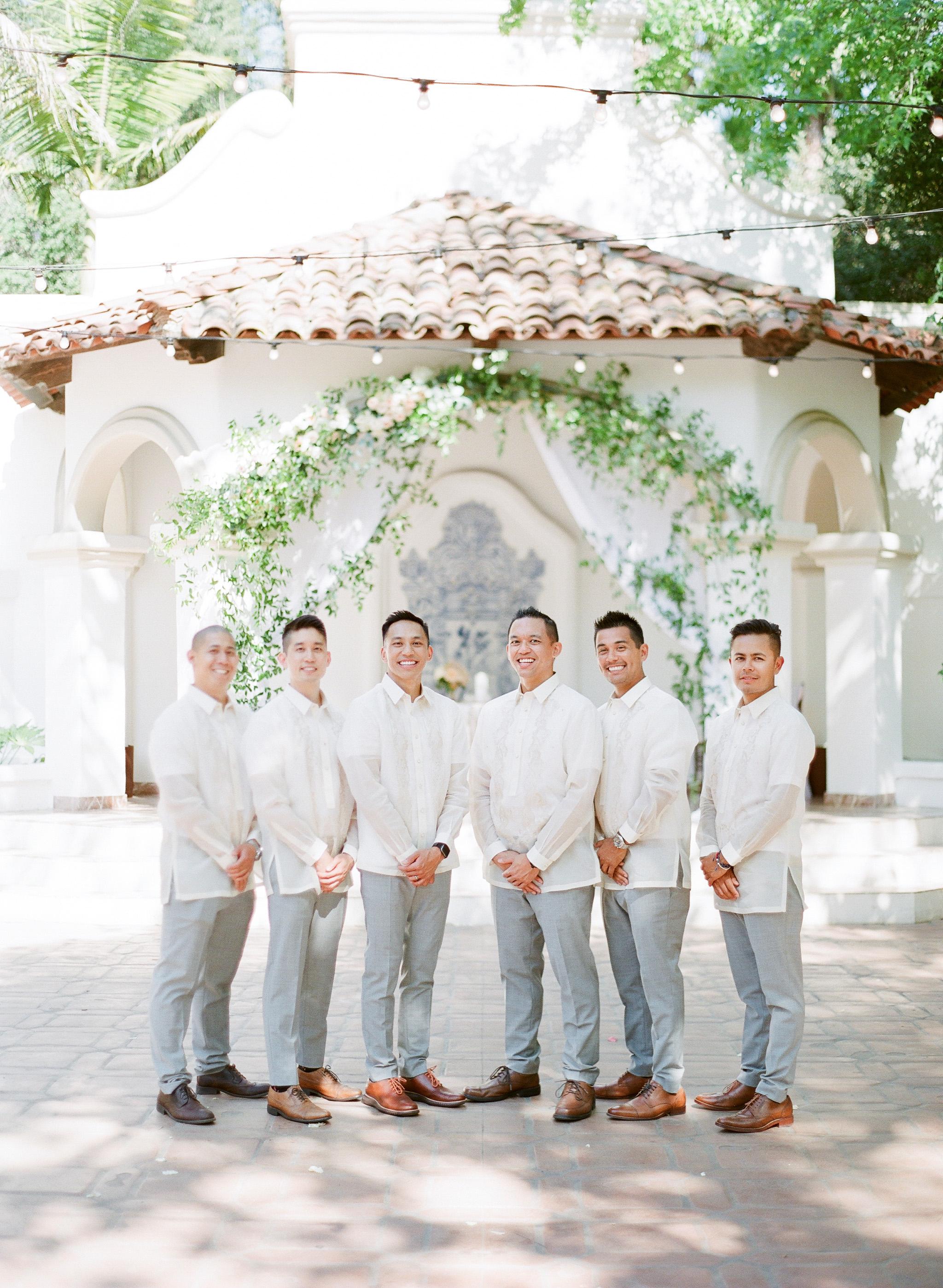 groomsmen mccune photography
