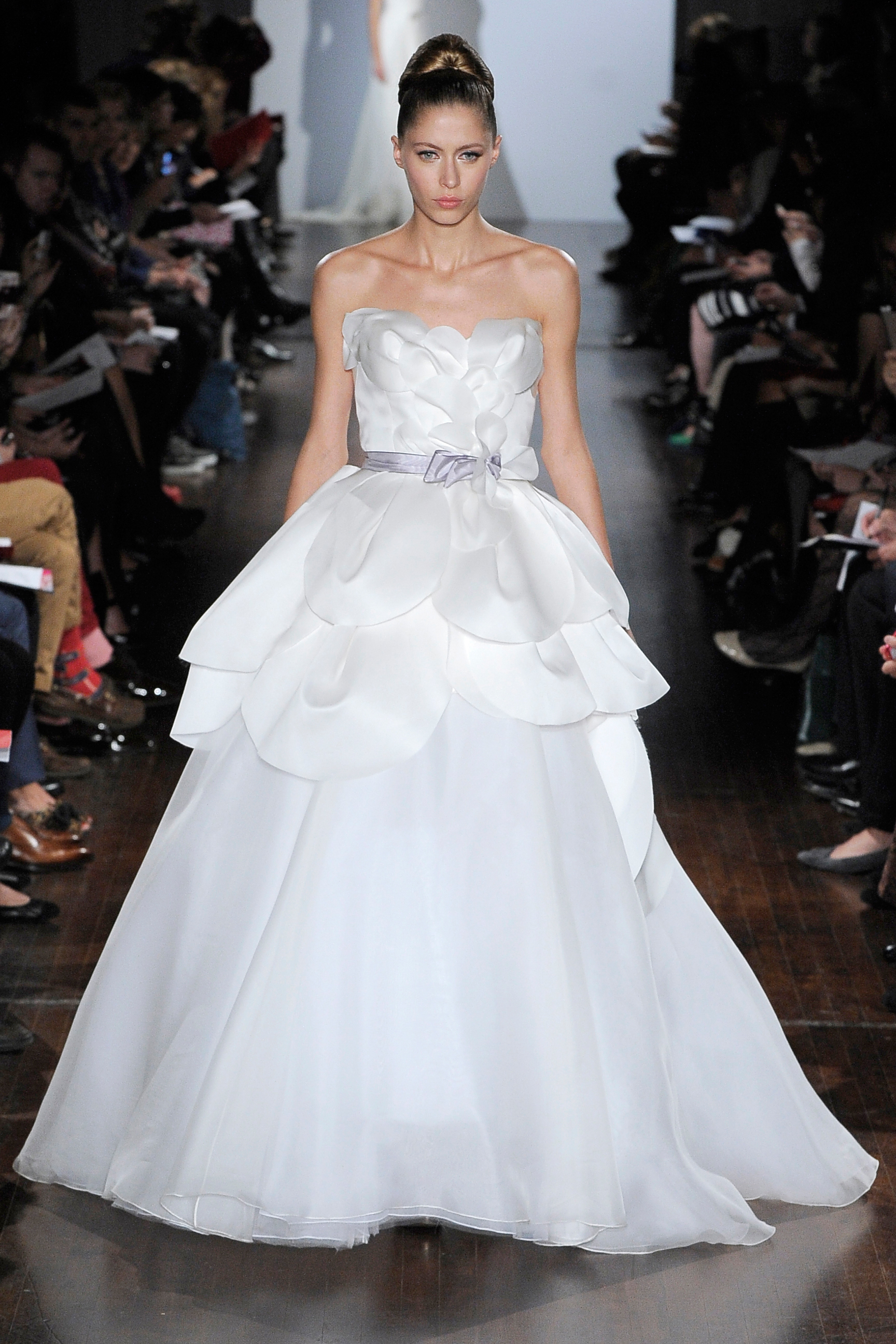 Blooming Ball Gown