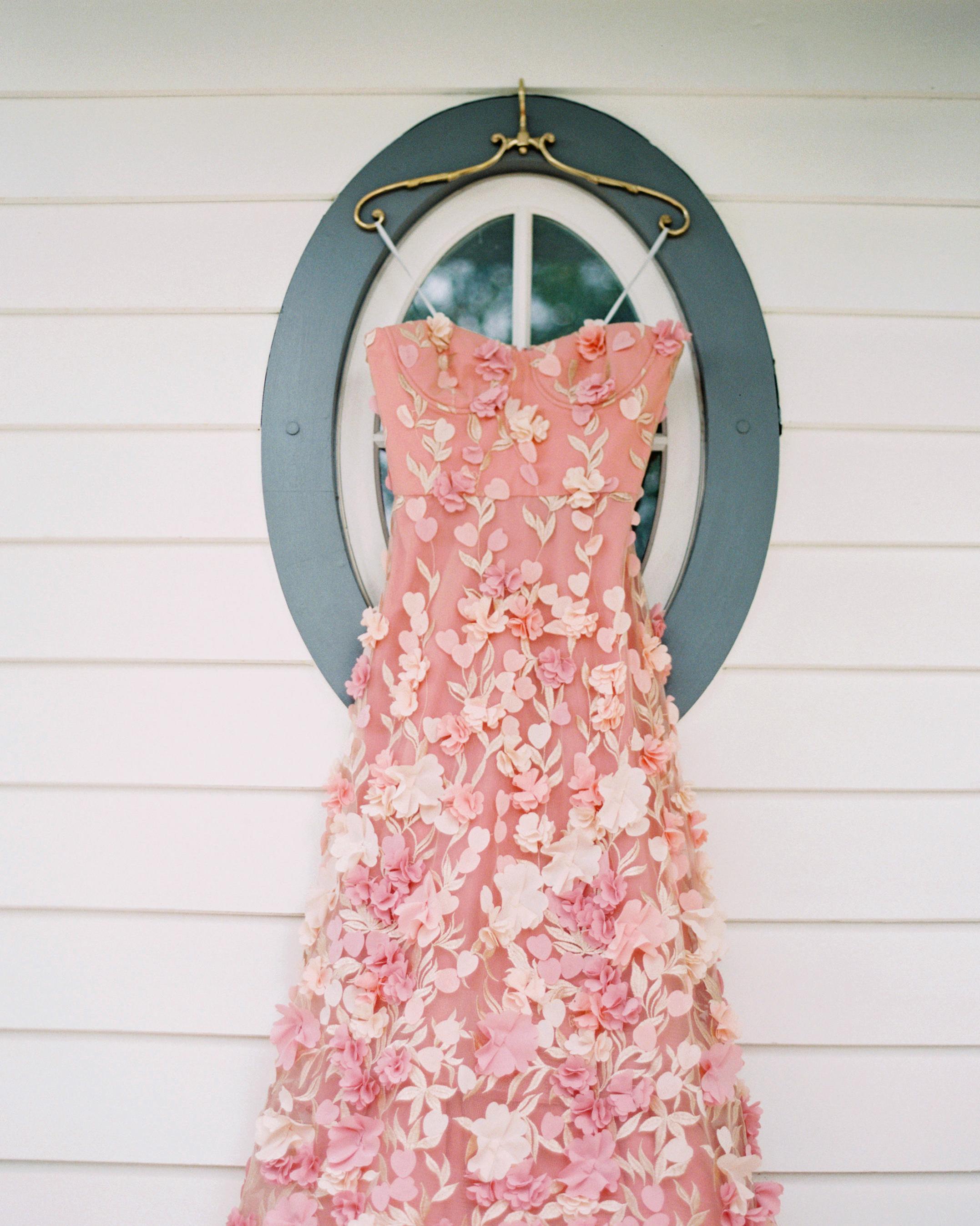 pink wedding ideas charla storey