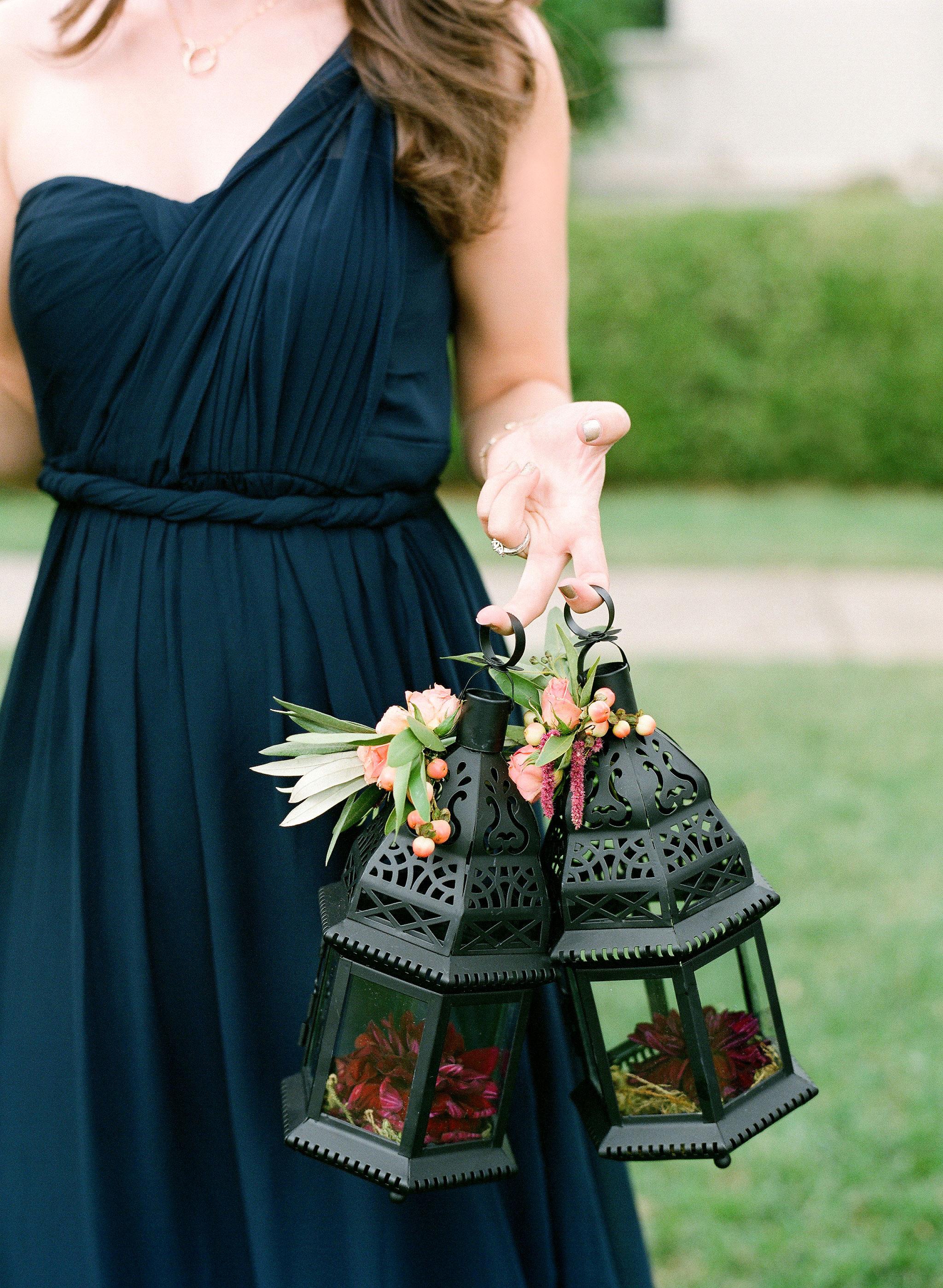 birdcage bouquet