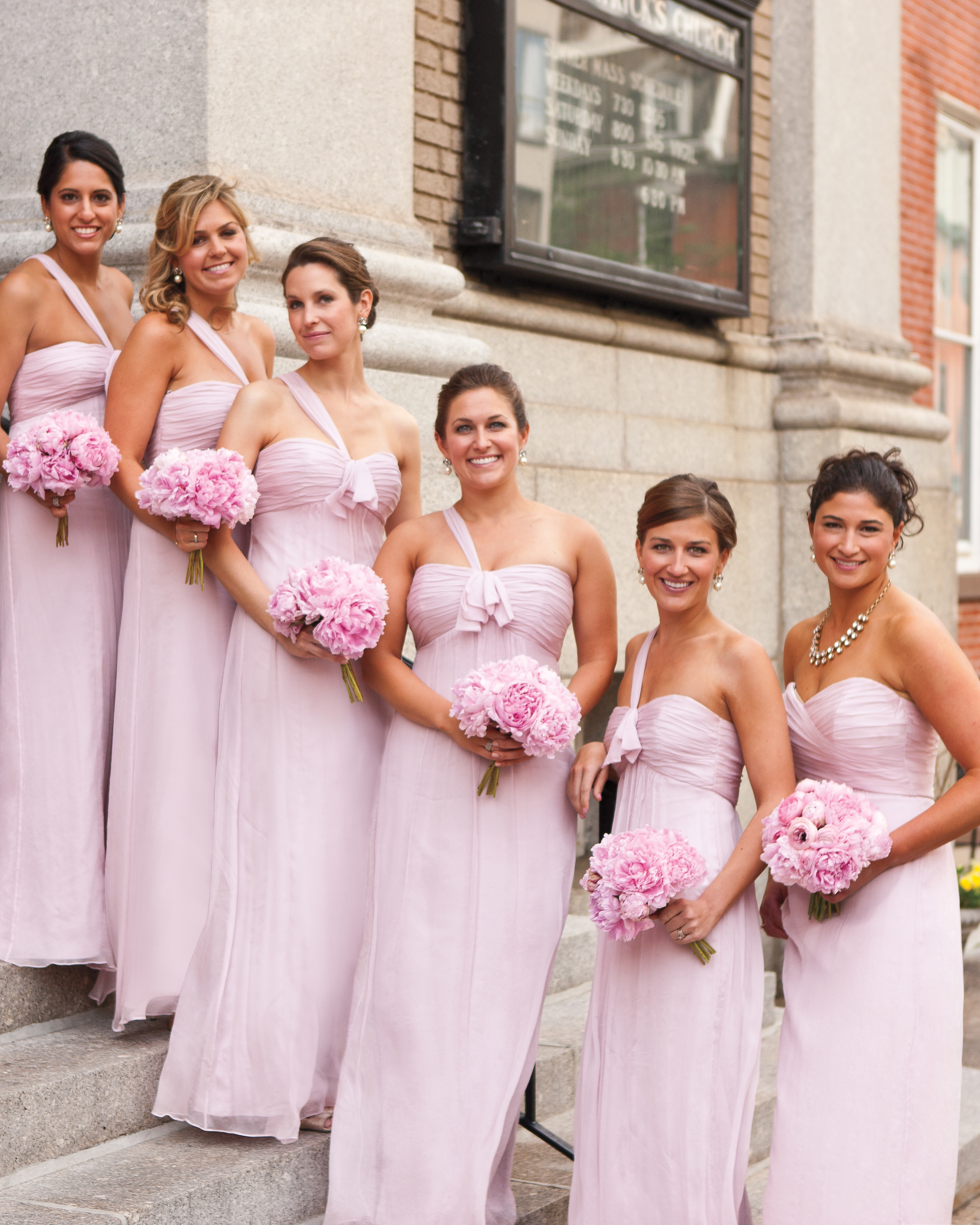 The Bridesmaids Dresses