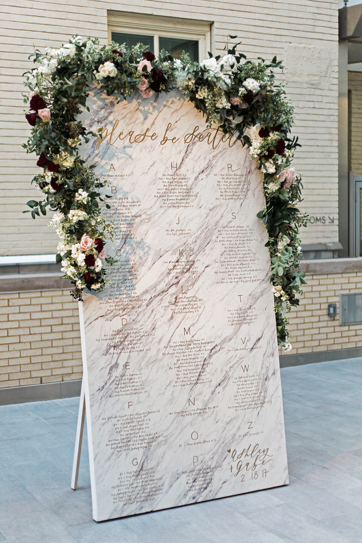 marble wedding ideas bashco