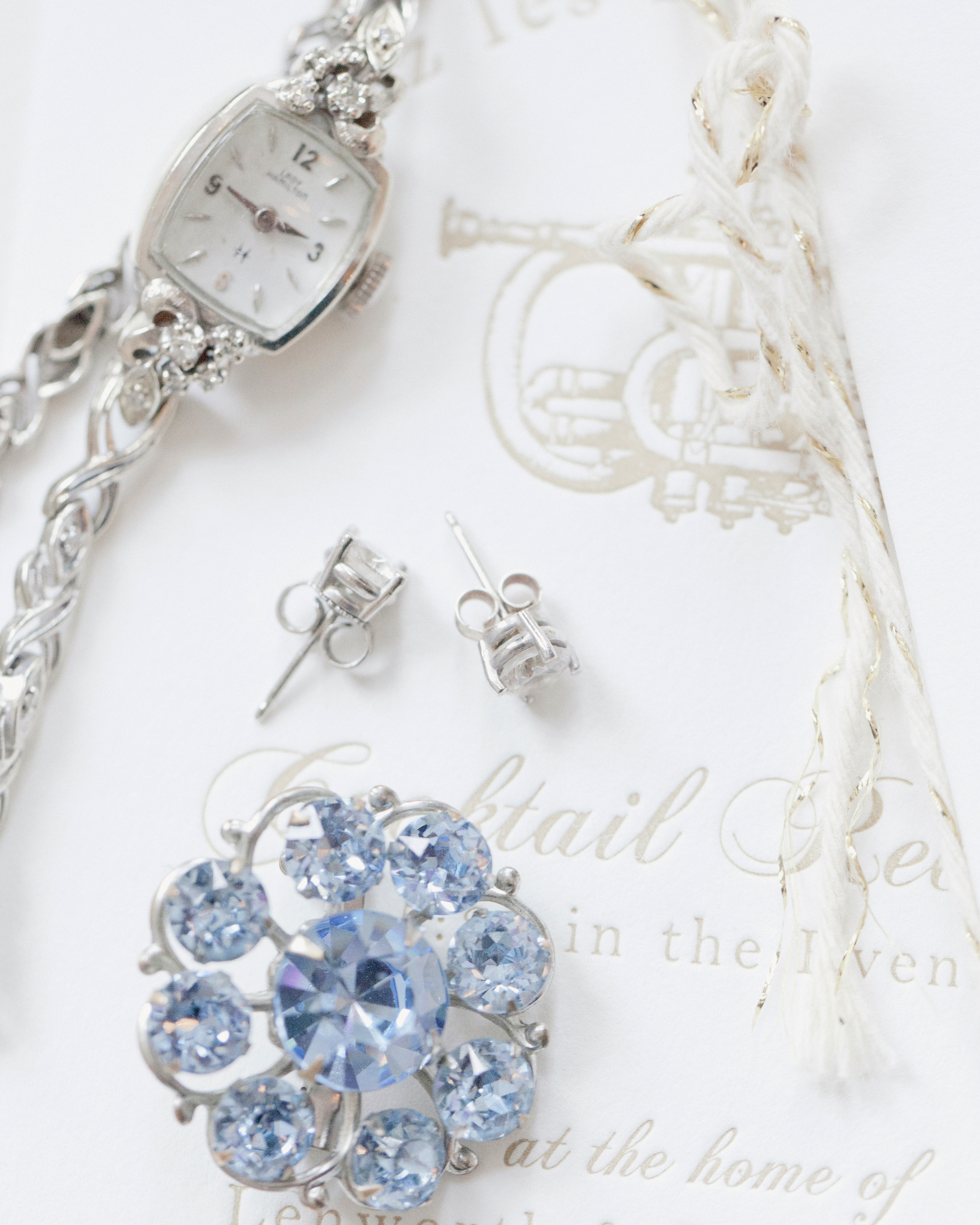 The Bride's Baubles