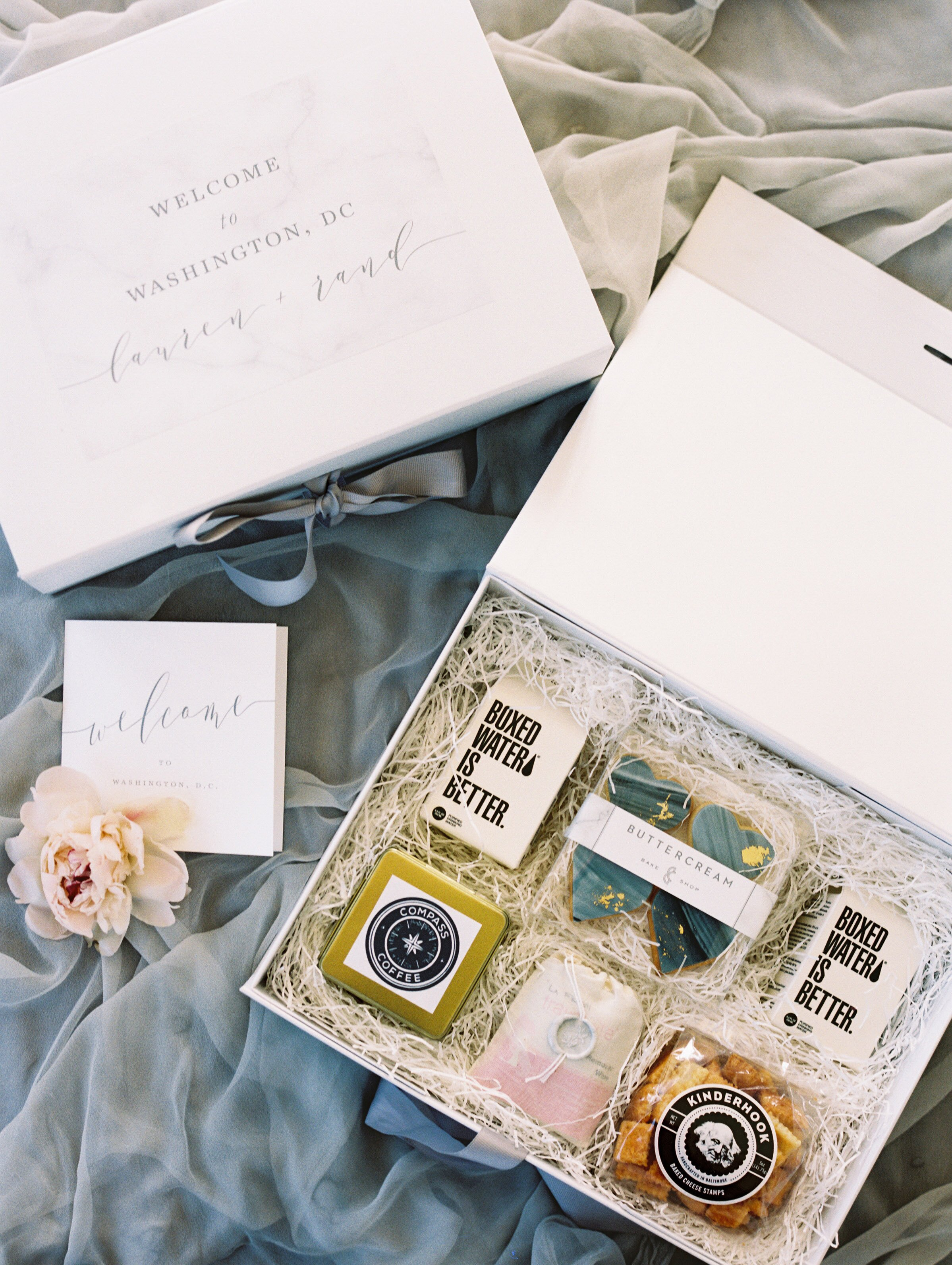 46 Welcome Bags From Real Weddings Martha
