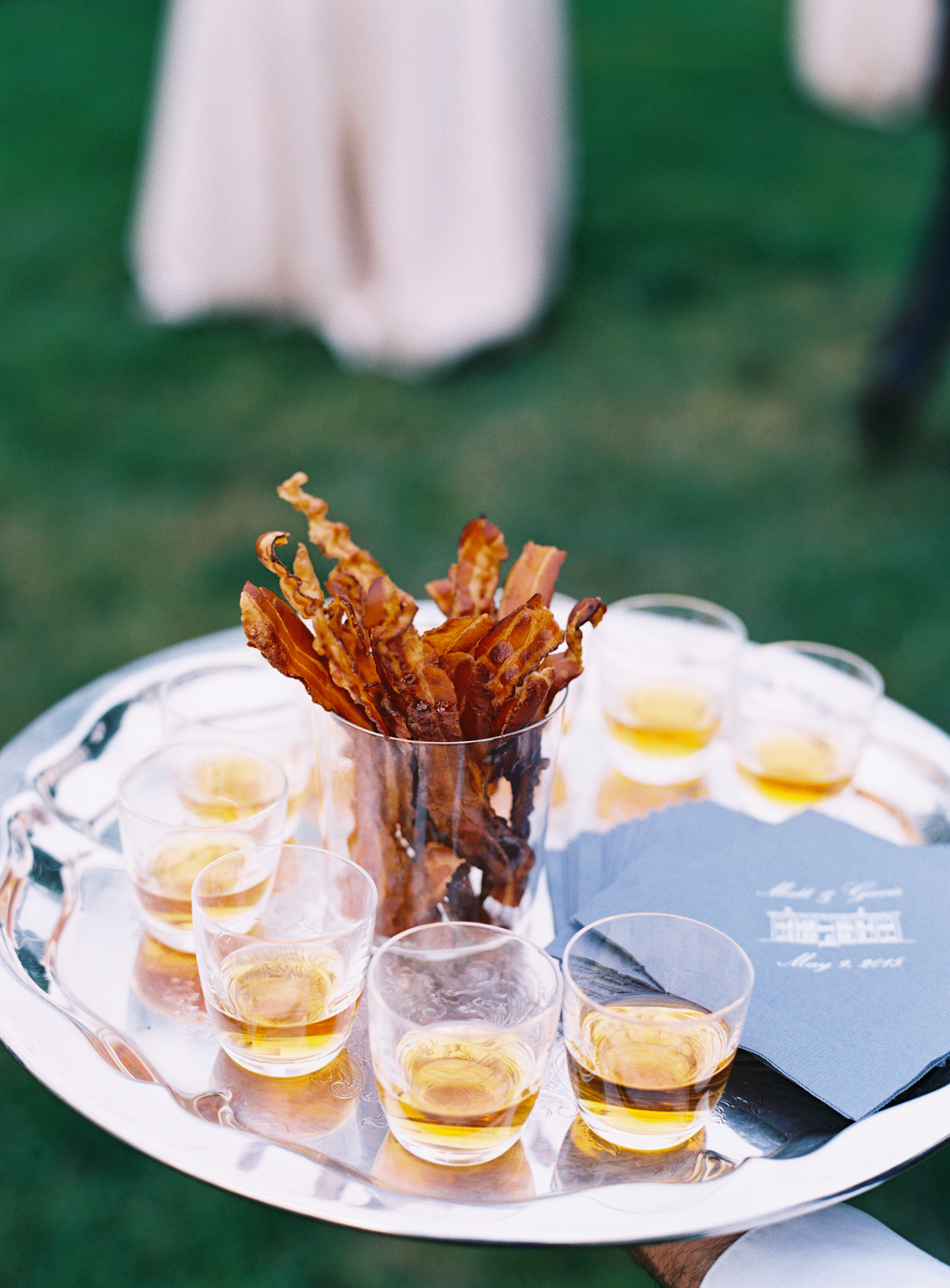 wedding food pairings austin gros
