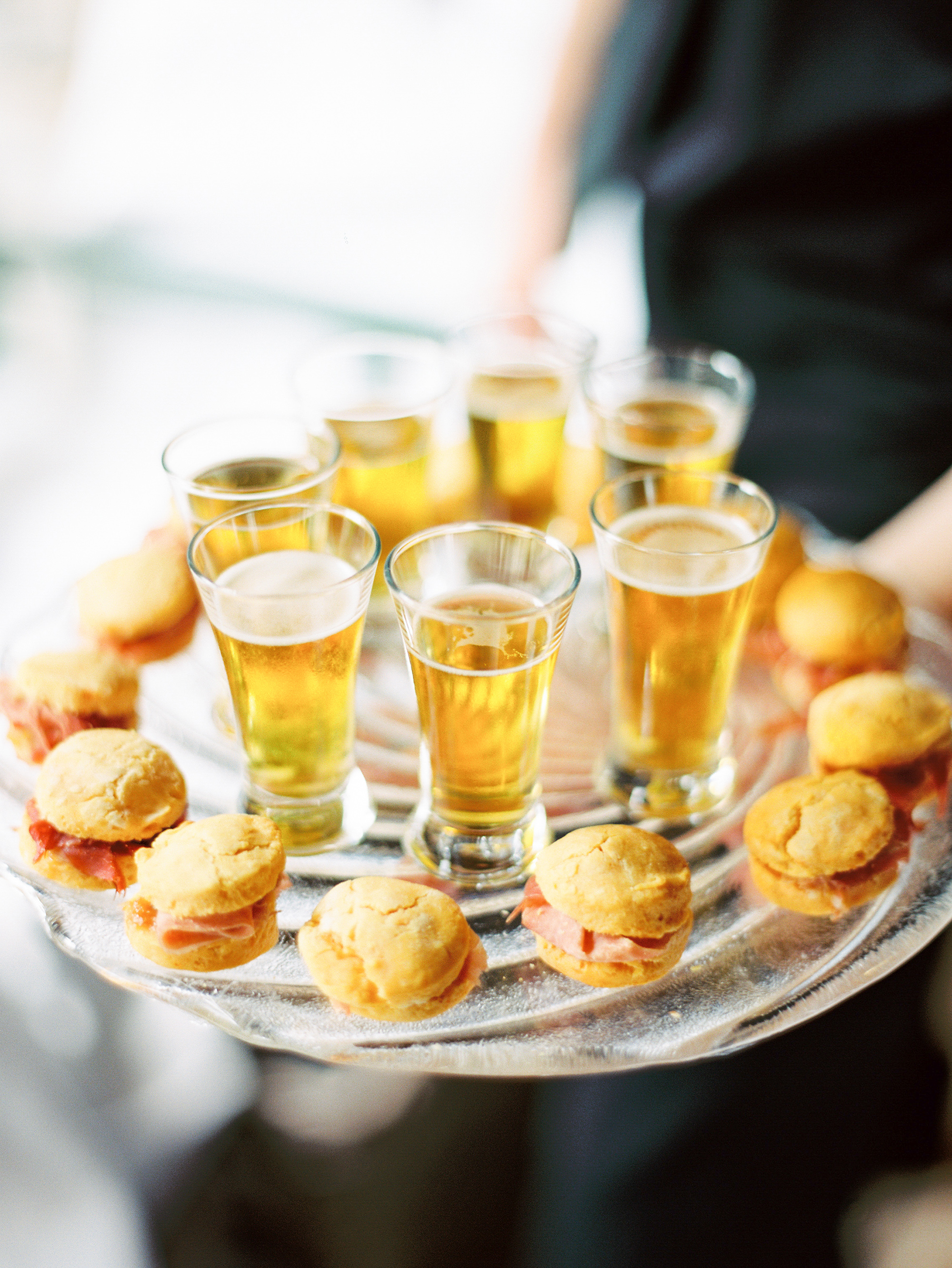 wedding food pairings nancy ray