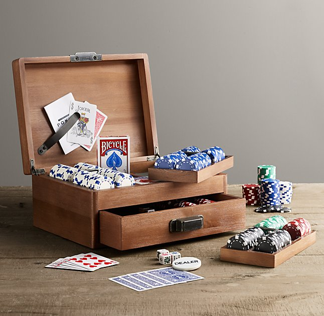Father's Day Gifts, Poker Set