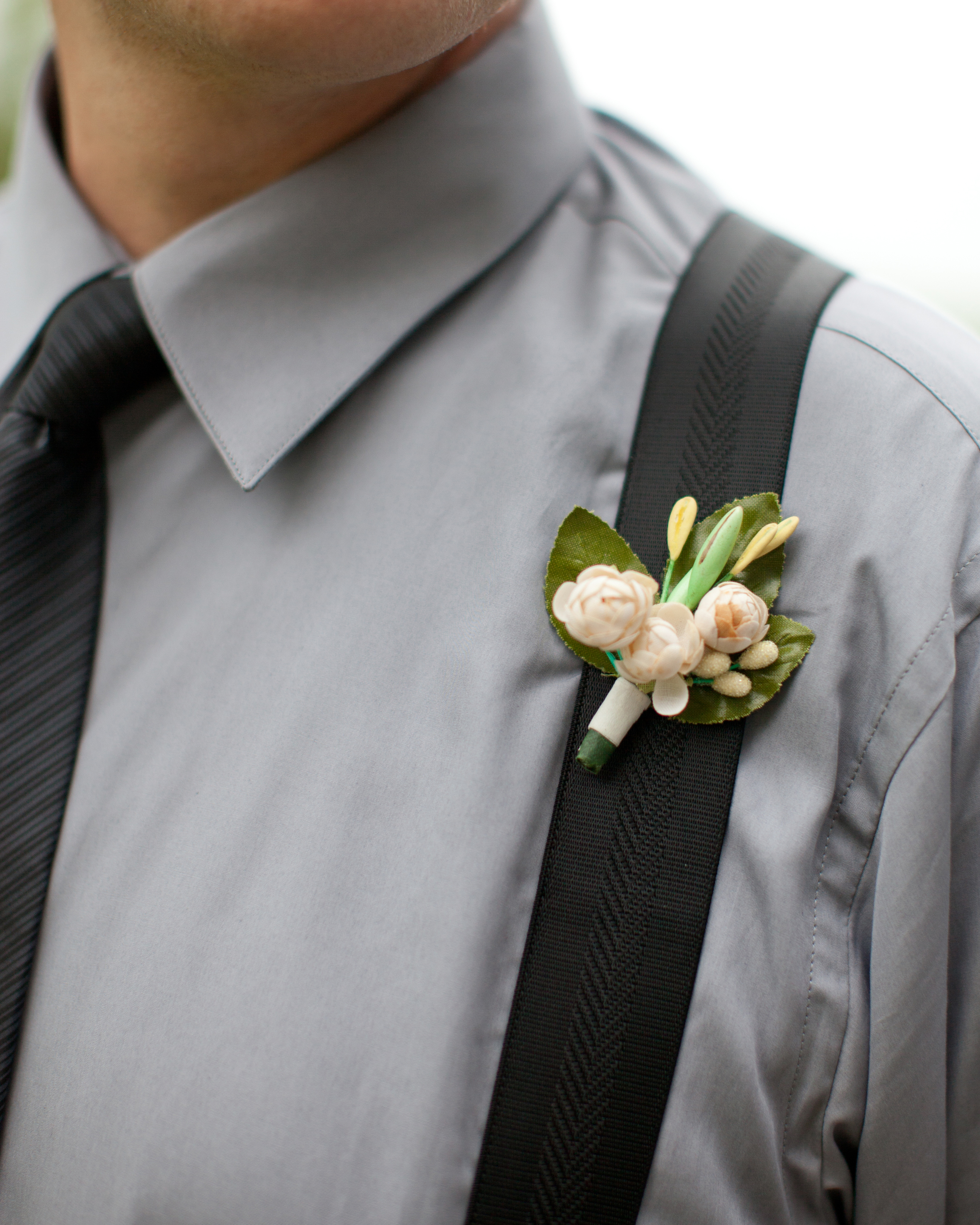 Crafty Boutonnieres