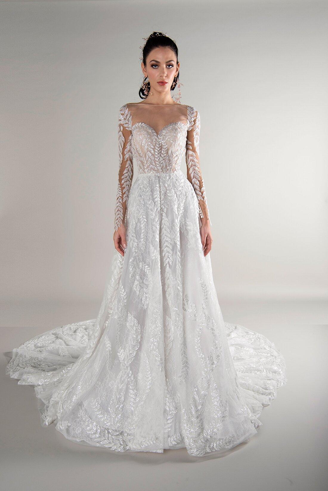 Yumi Katsura Fall 2019 Wedding Dress Collection Martha Stewart