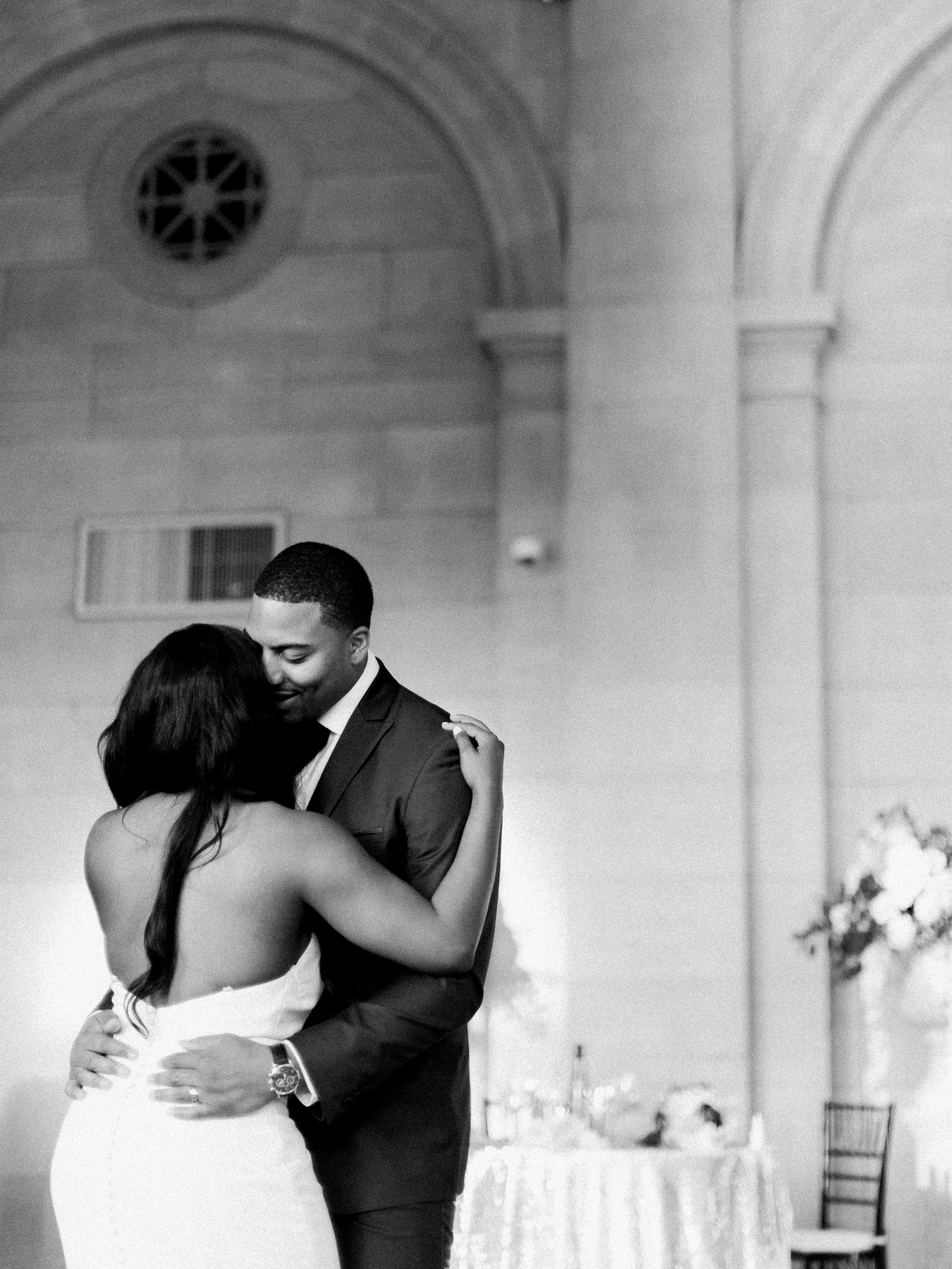 shanice & stephen wedding first dance