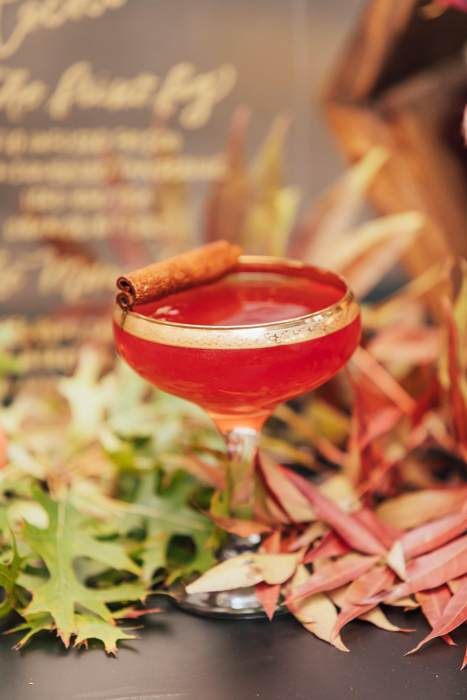 fall cocktails carol olivia