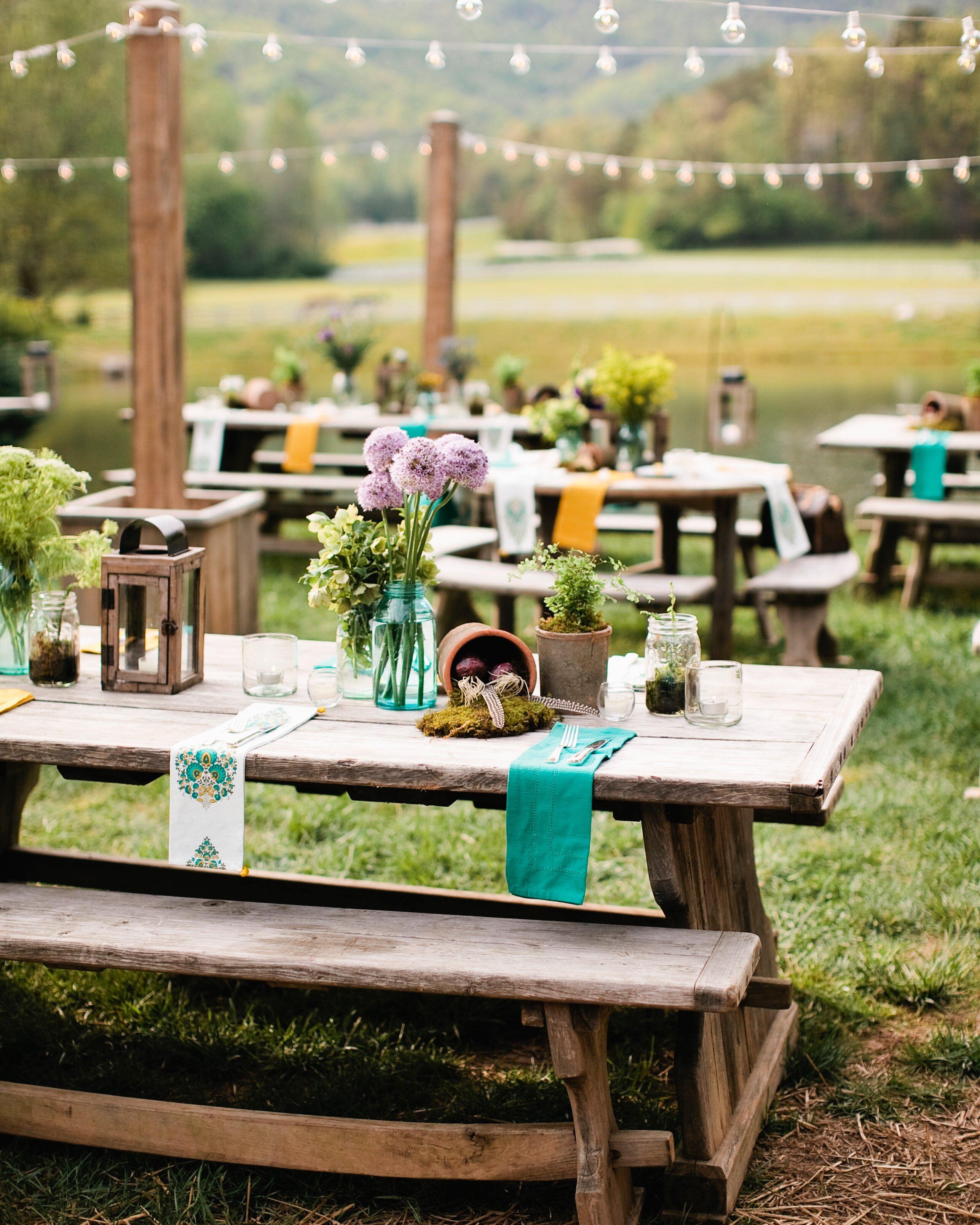 The Etiquette Of Wedding Rehearsal Dinners Martha Stewart