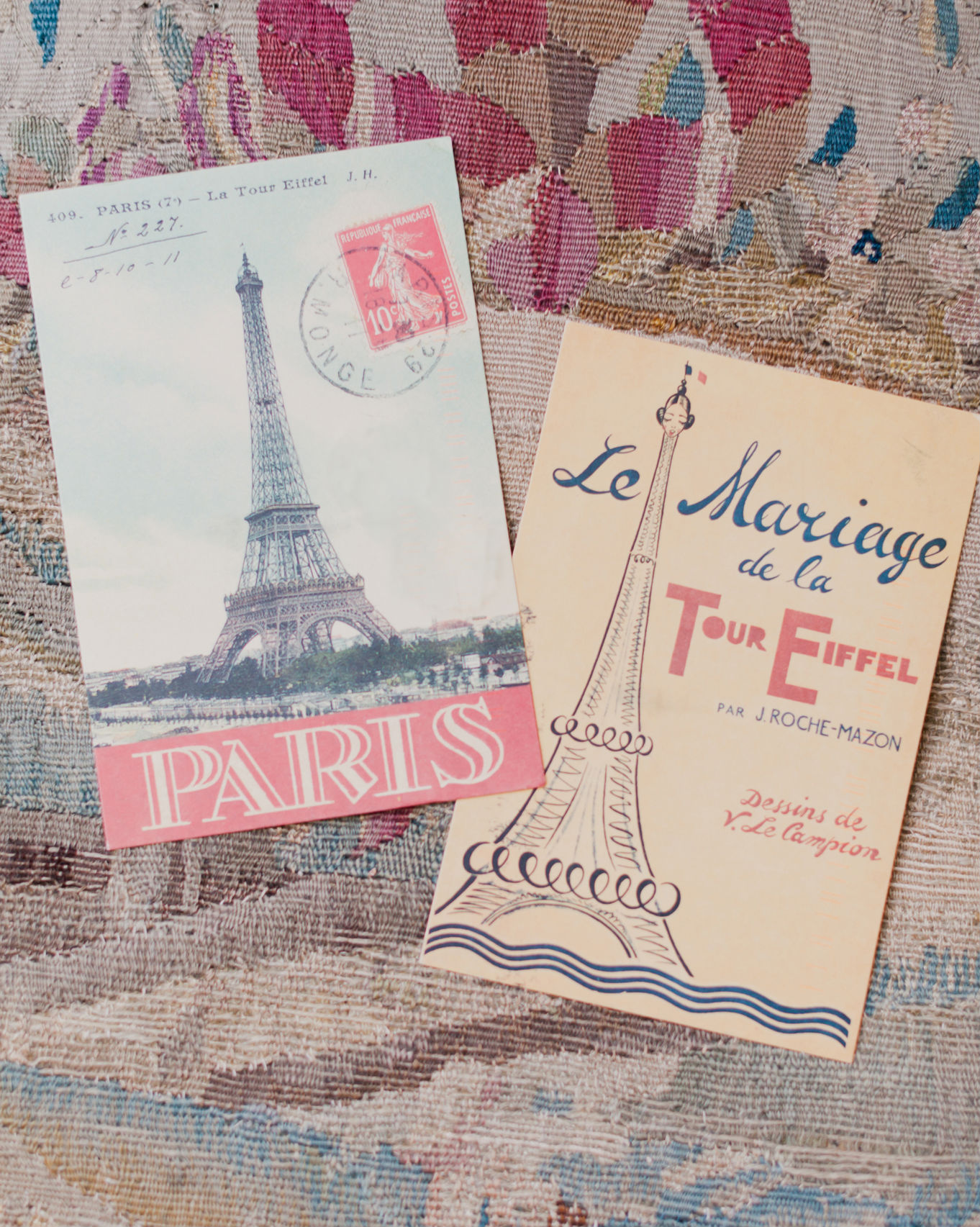 French Invitations