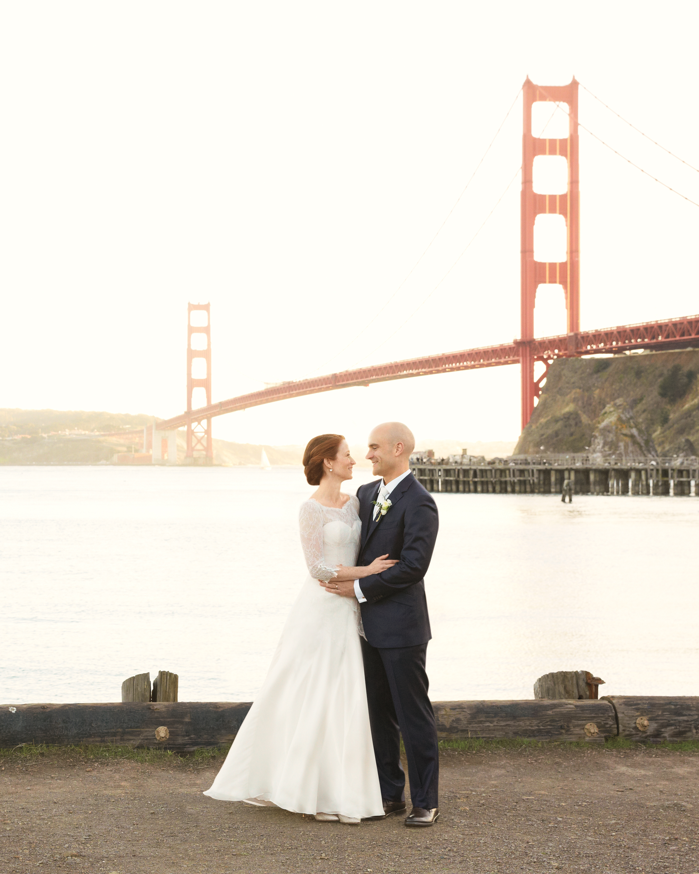 Meaghan and Conrad's West Coast Wedding