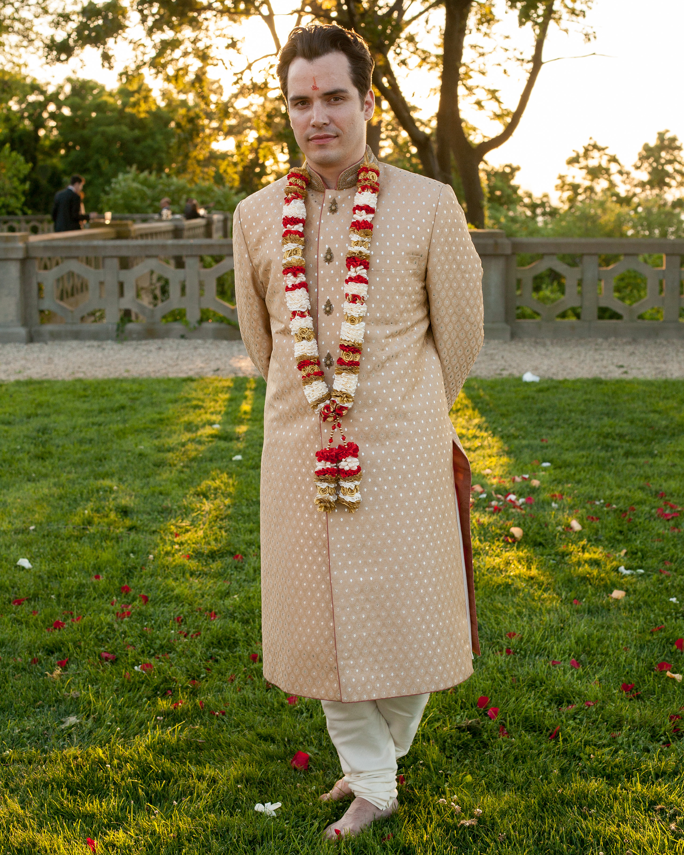 The Groom's Garb