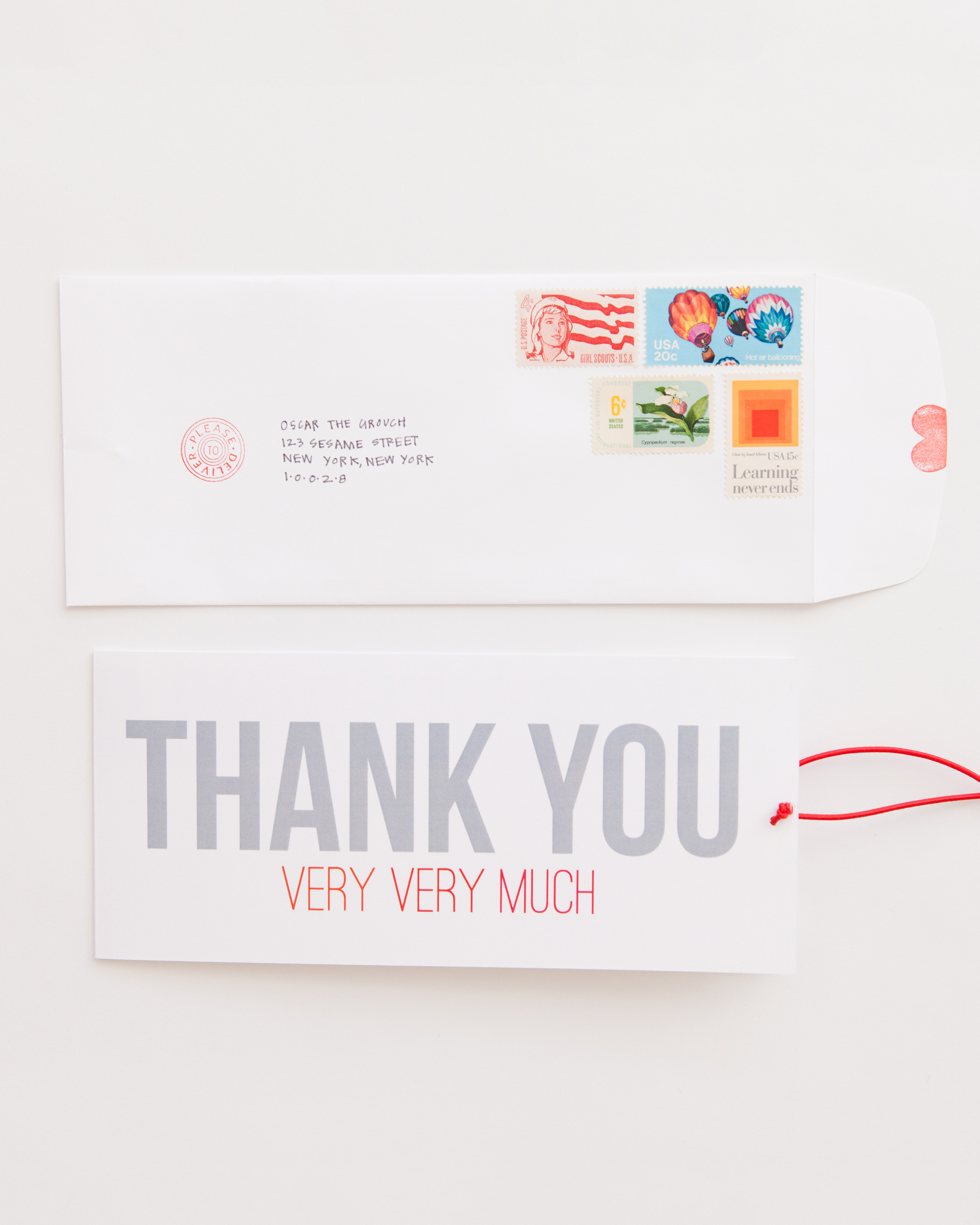 The Thank-You Notes