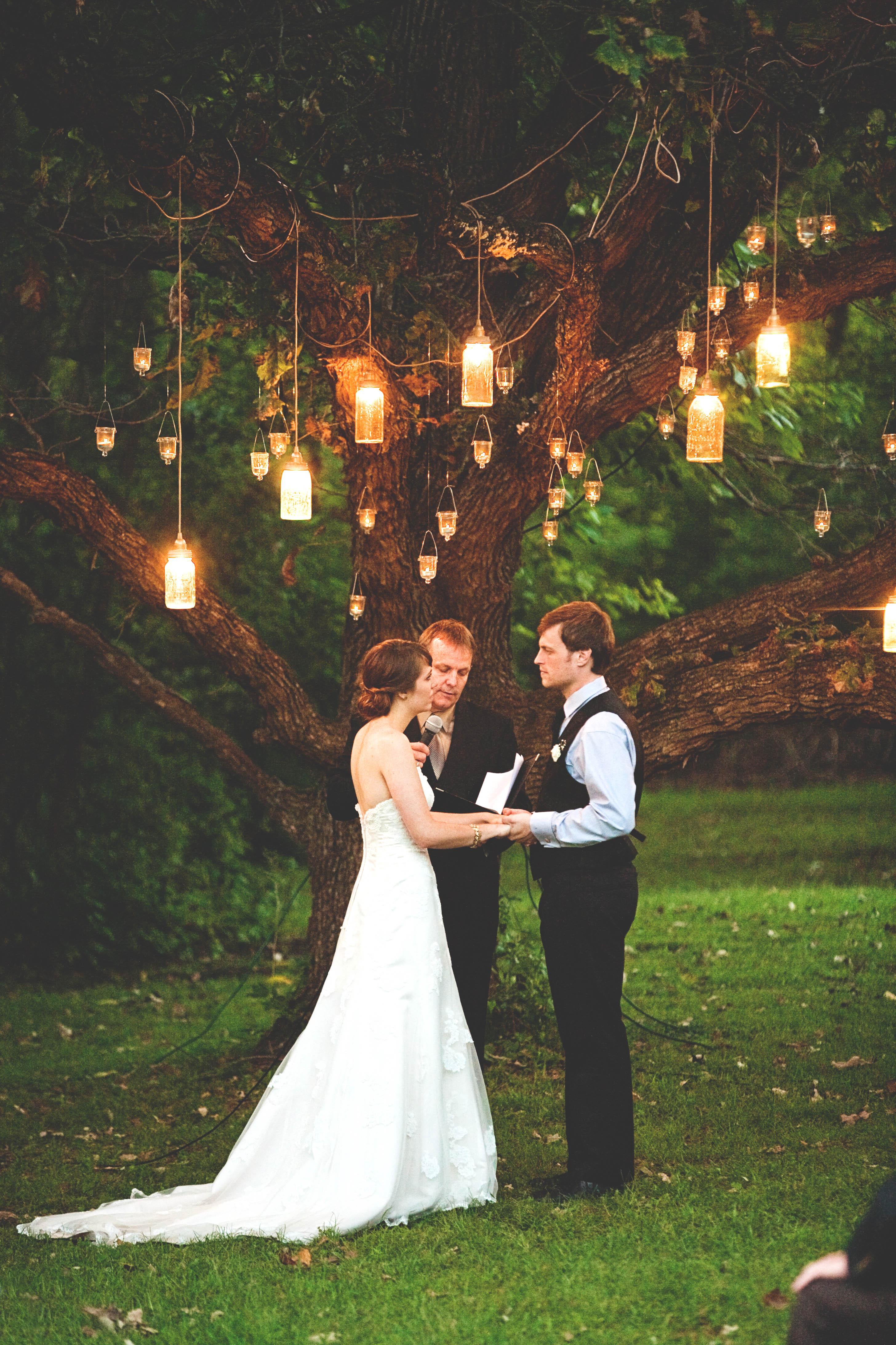 23 Mason Jar Ideas From Real Weddings