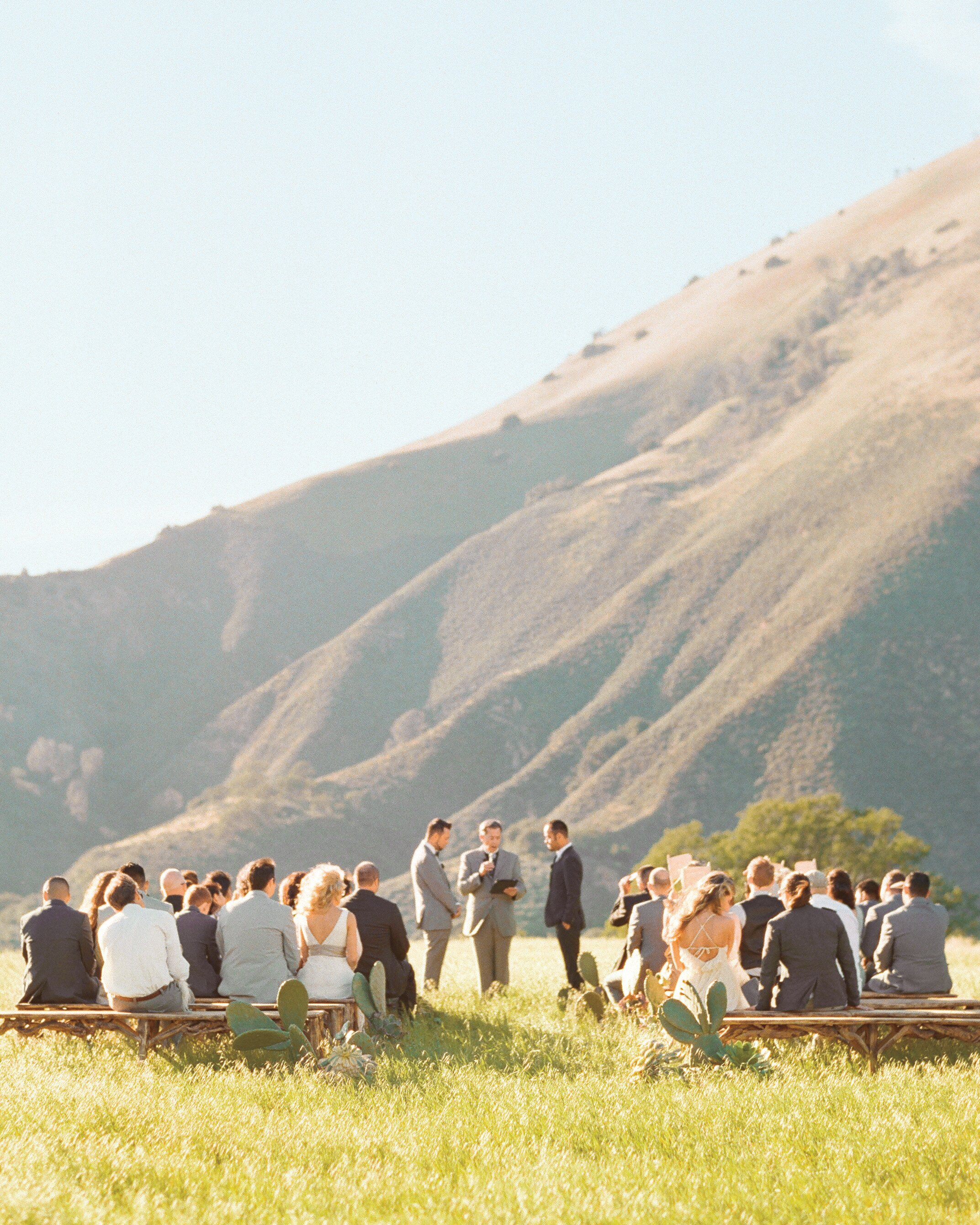 16 Things You Need to Know to Pull Off an Outdoor Wedding | Martha ...