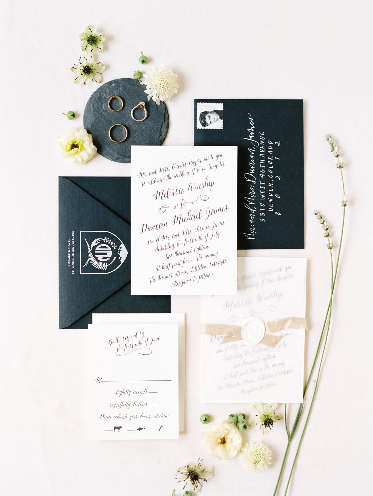 Customize Your Wedding Invitations