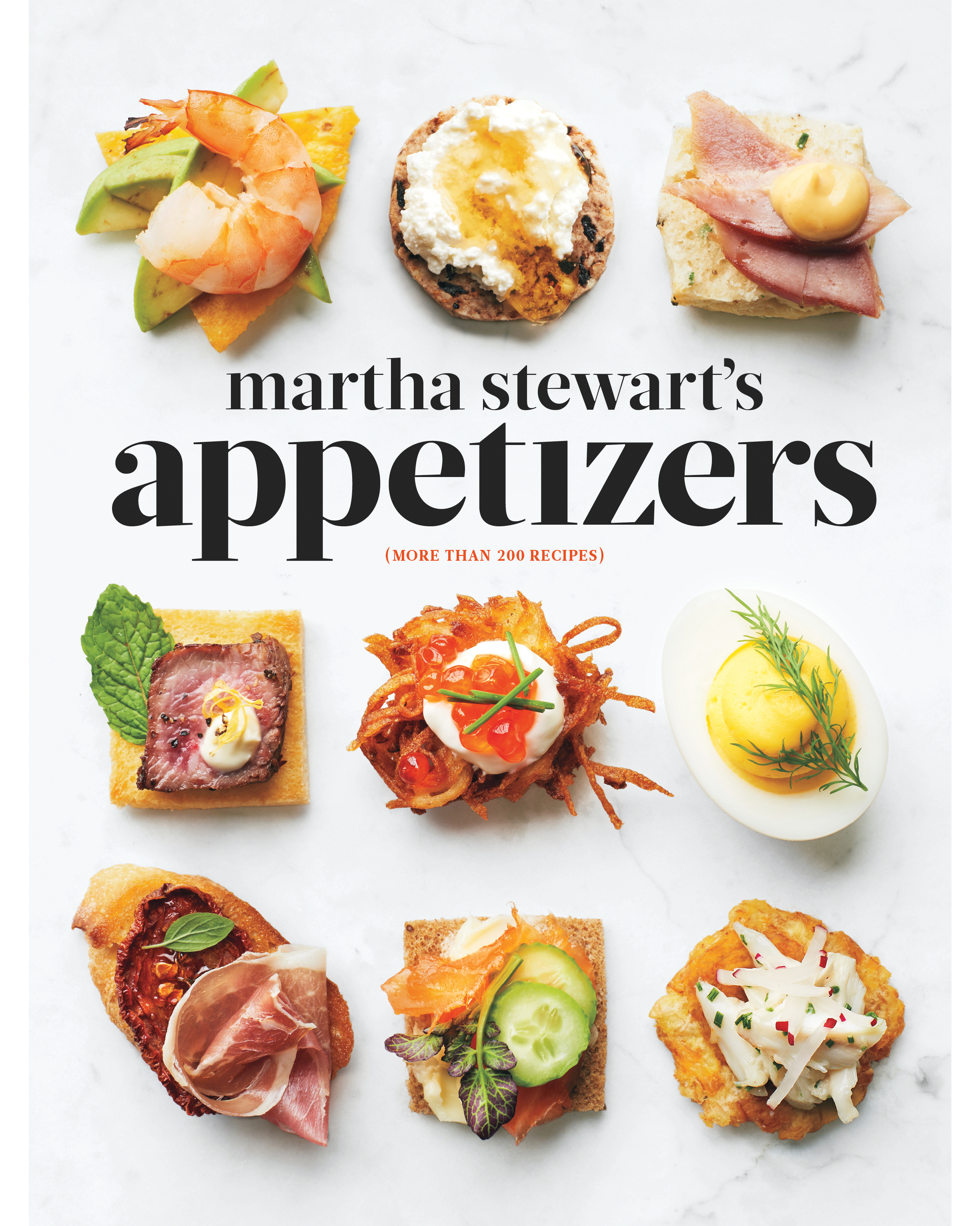 Appetizers  by Martha Stewart