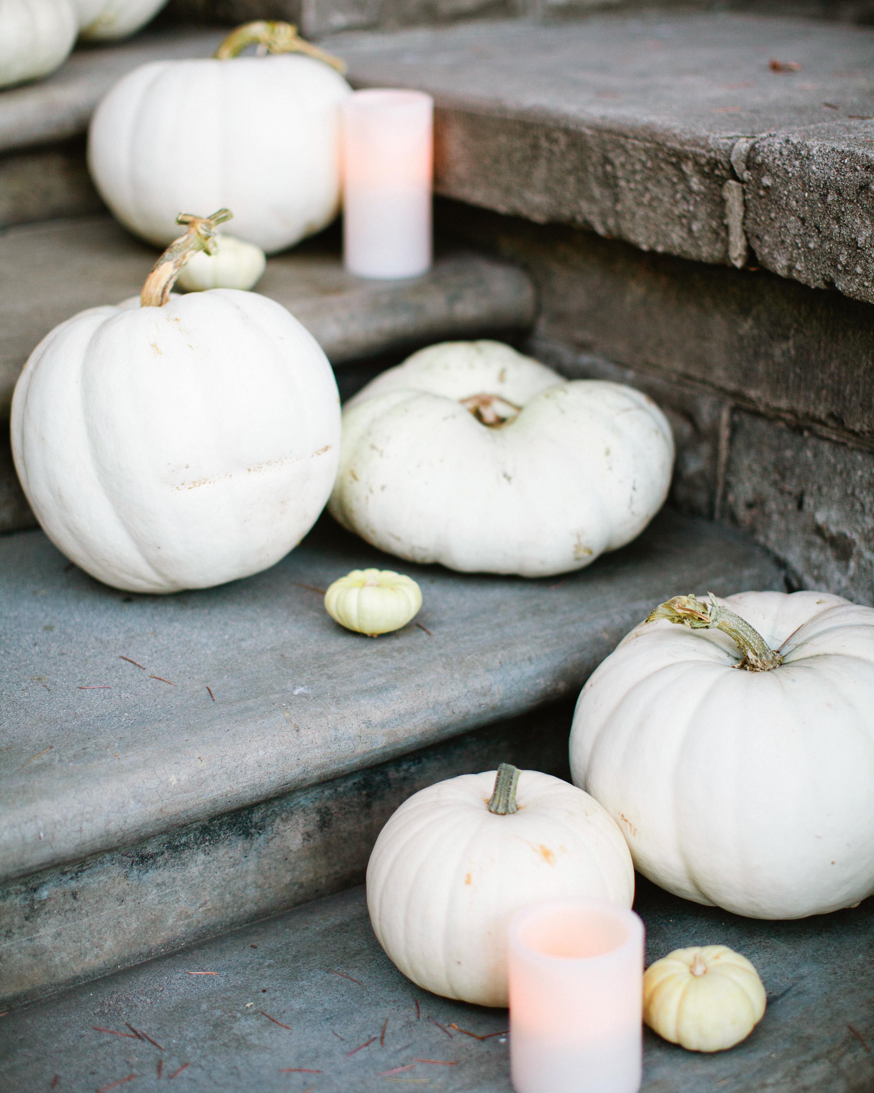 Initialed Pumpkin