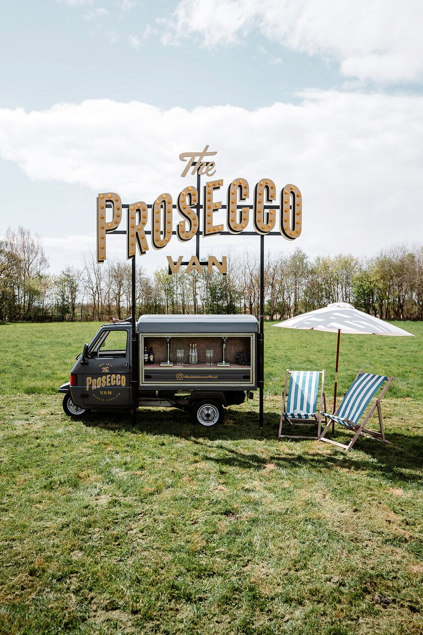 Mobile Bars And Food Trucks That Can Roll Right Up To Your