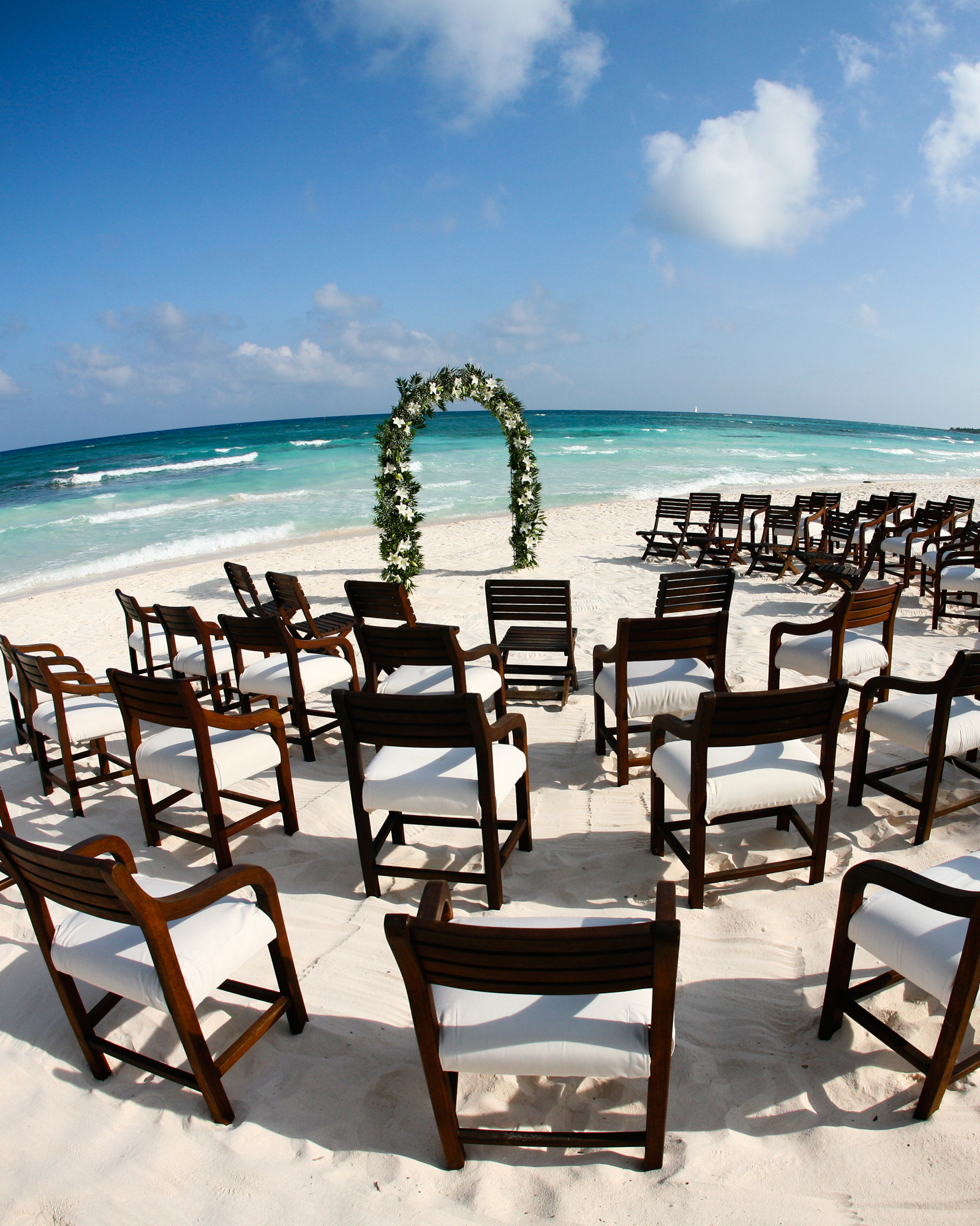 Beachfront Vows