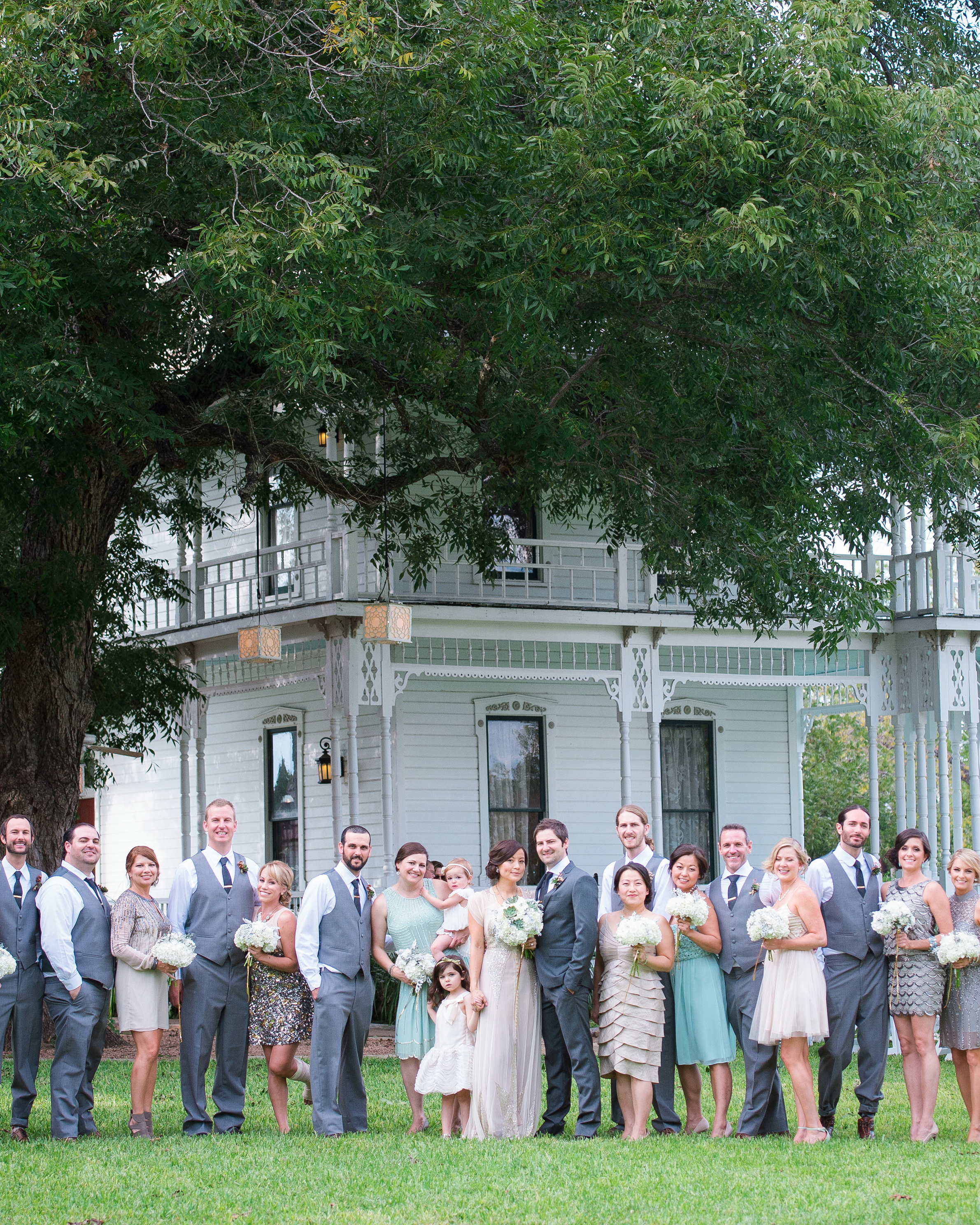 Tech-Savvy Bridal Party