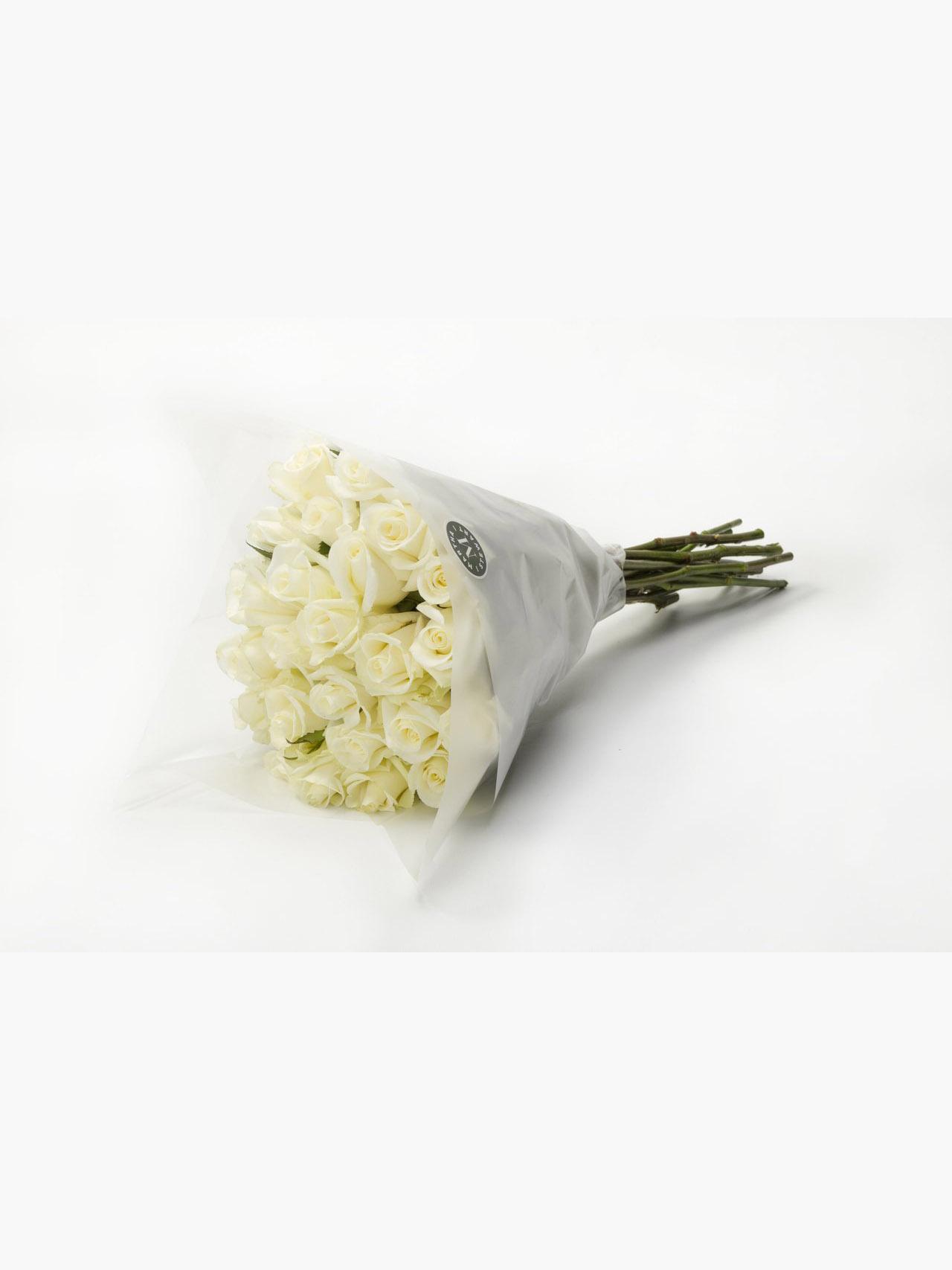 Martha Stewart BloomsyBox White Roses