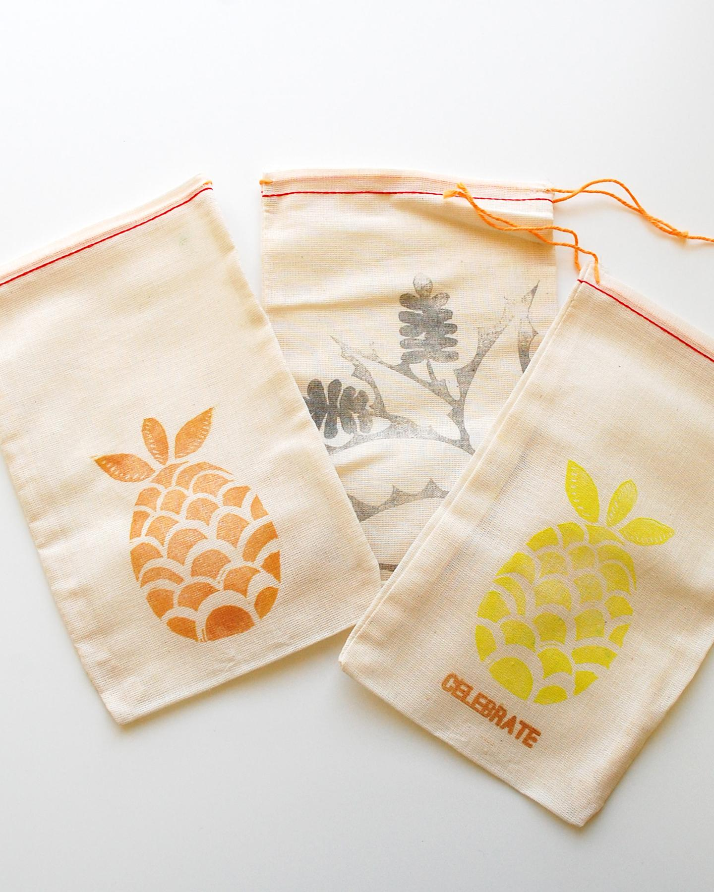 Stamped Bags