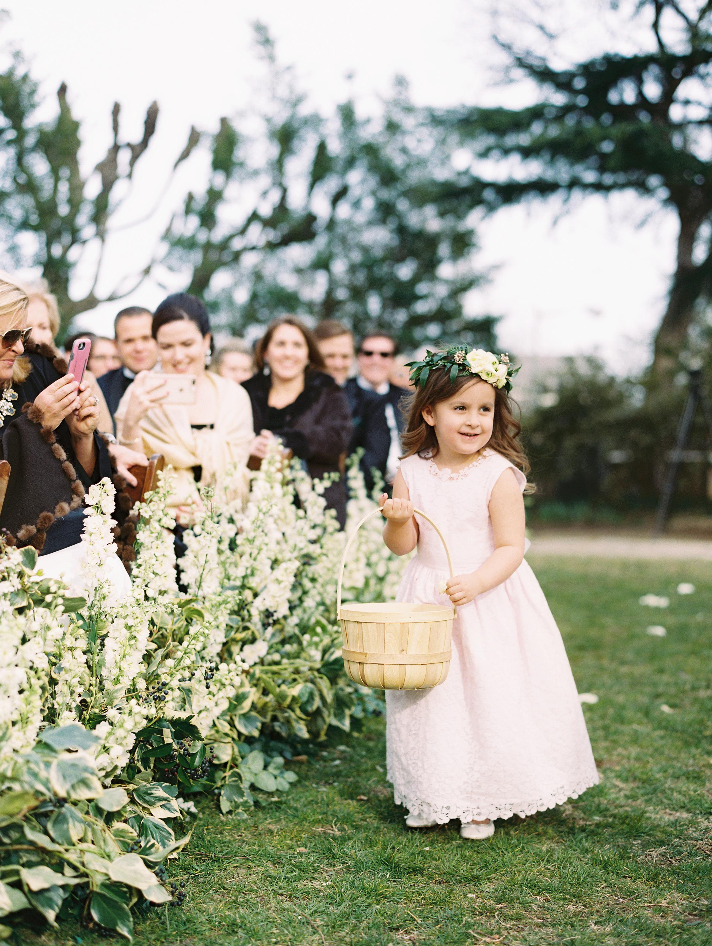 The Best Flower Girl Dresses For A Summer Wedding Martha Stewart