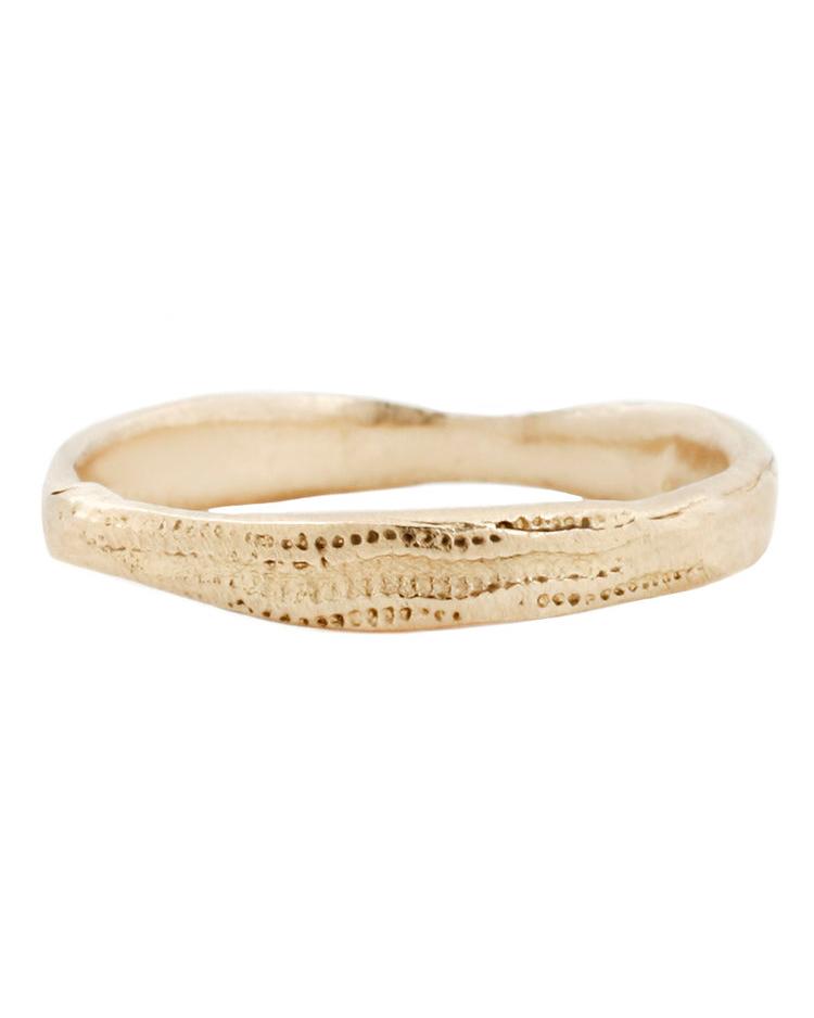 "Lauren Wolf Jewelry ""Sea Urchin"" Ring"