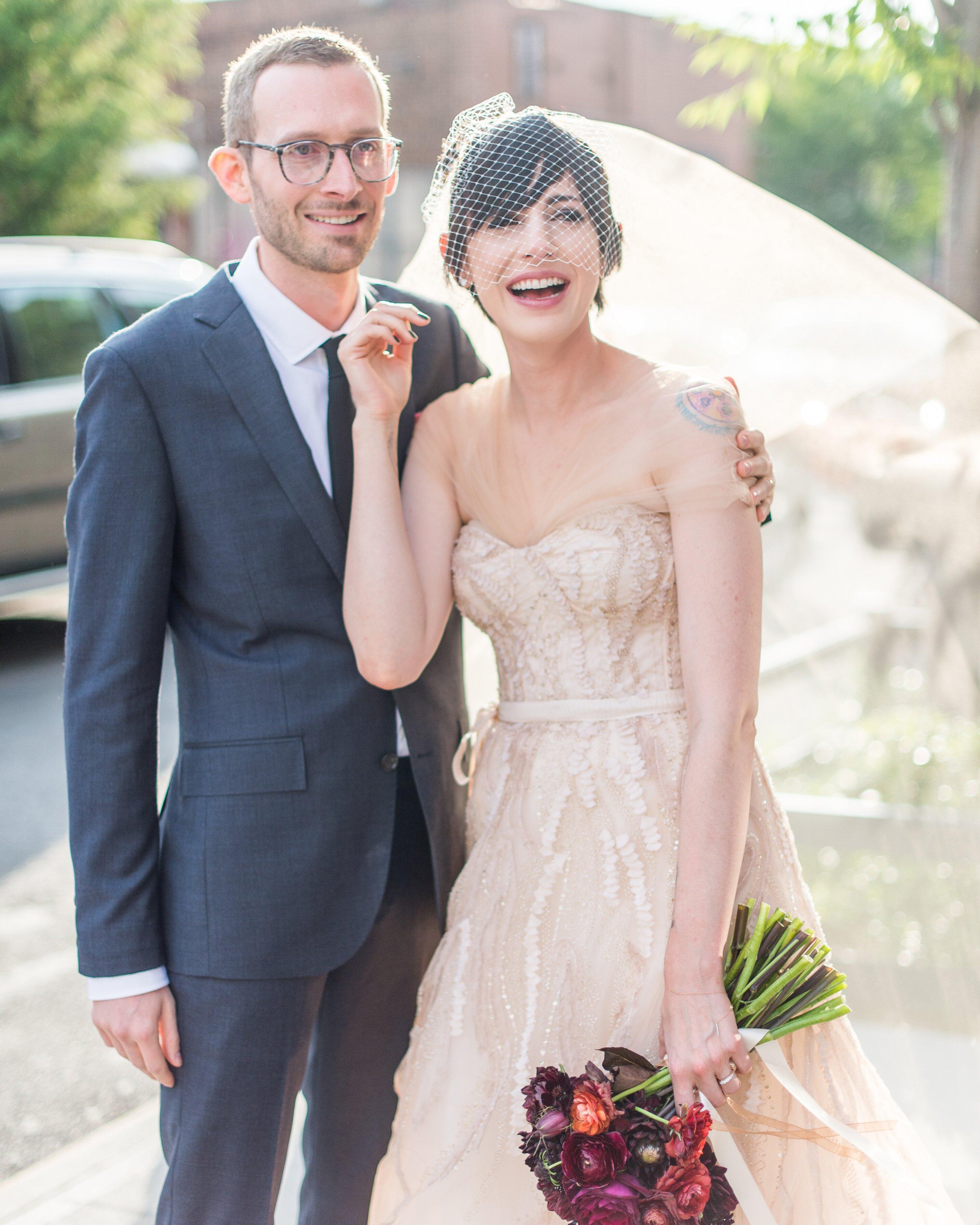 Chic Wedding Hairstyles For Short Hair Martha Stewart Weddings