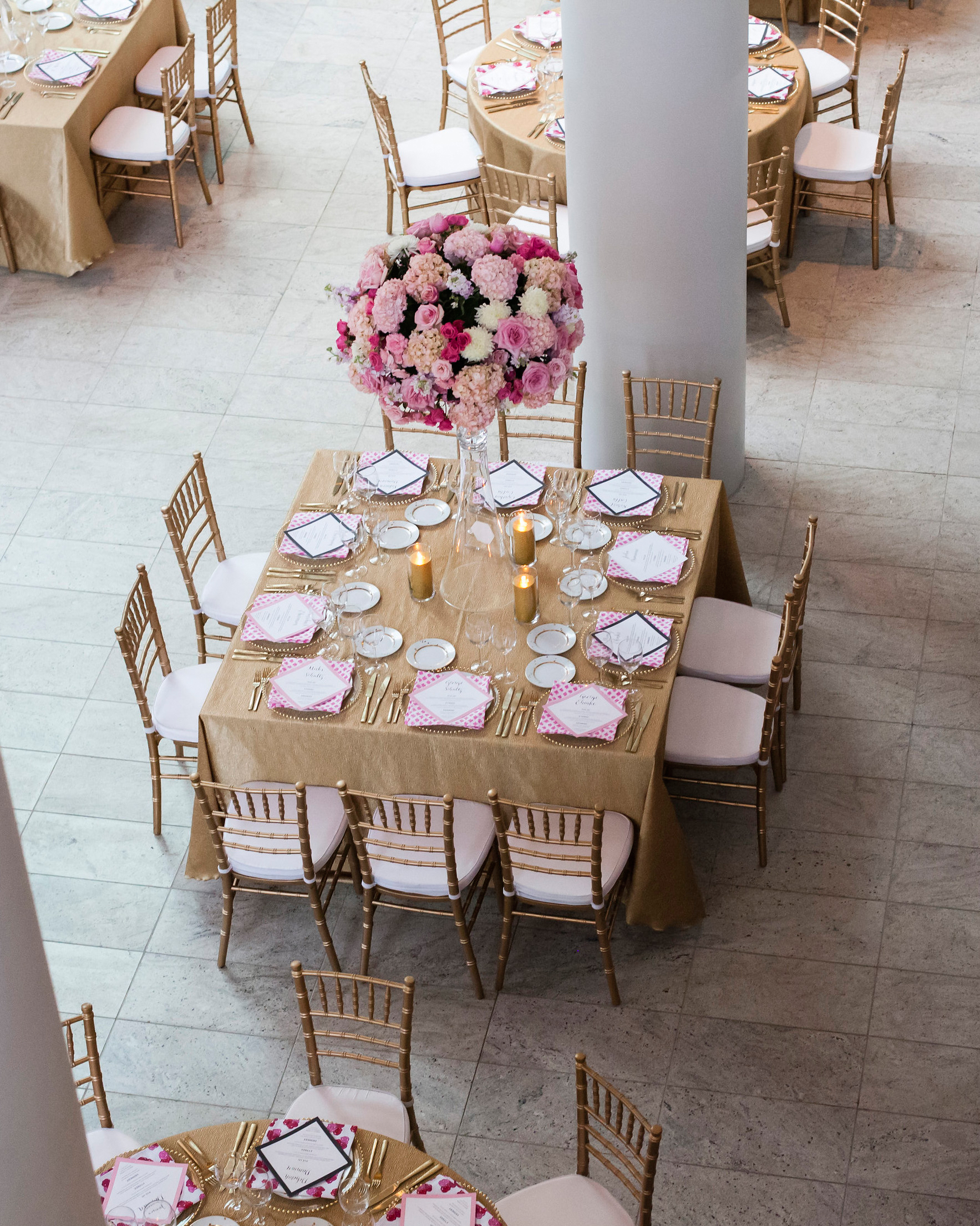 The Reception Setting