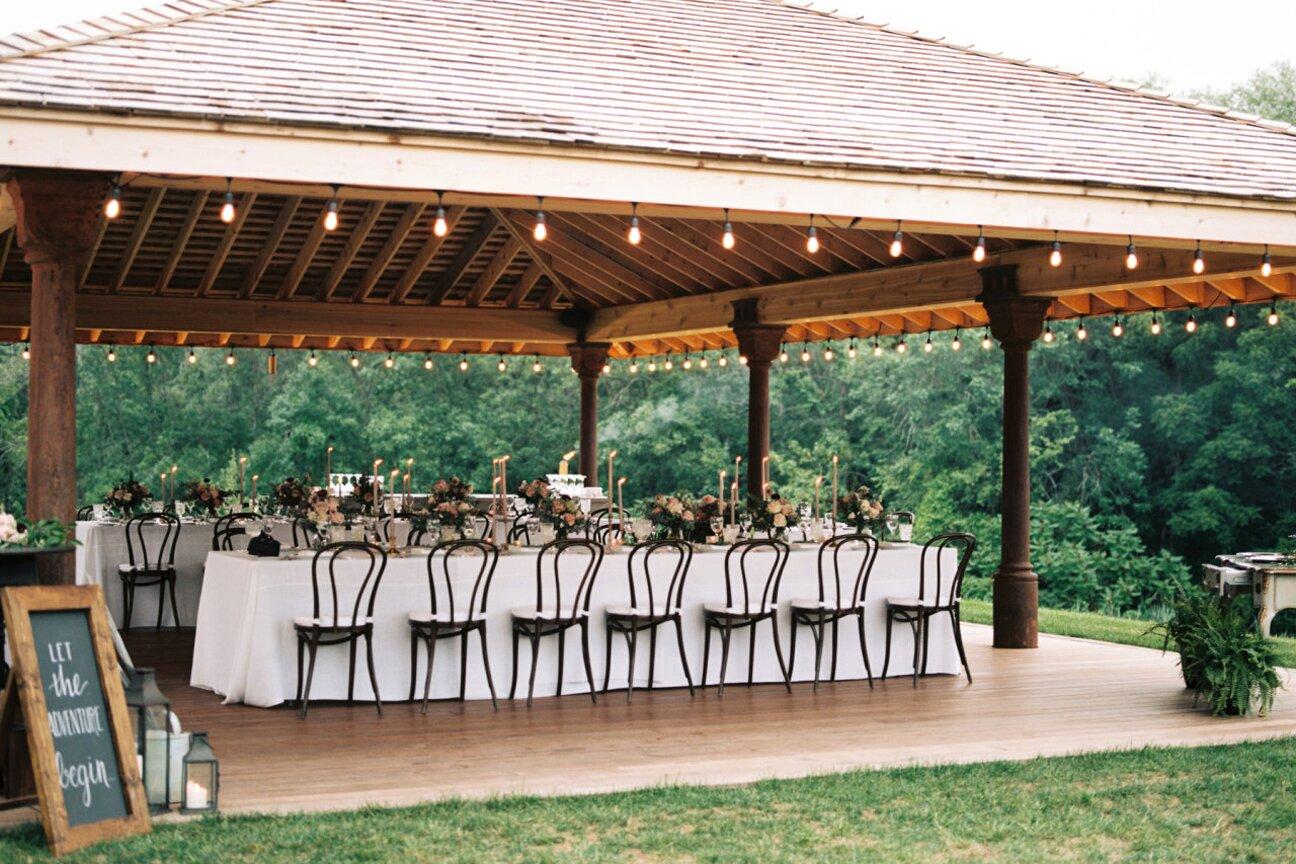 The Most Amazing Airbnb Wedding Venues Martha Stewart Weddings