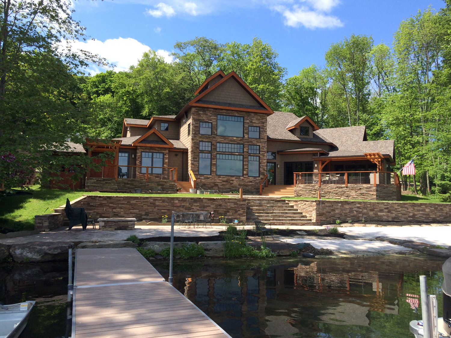 Timber Lake House