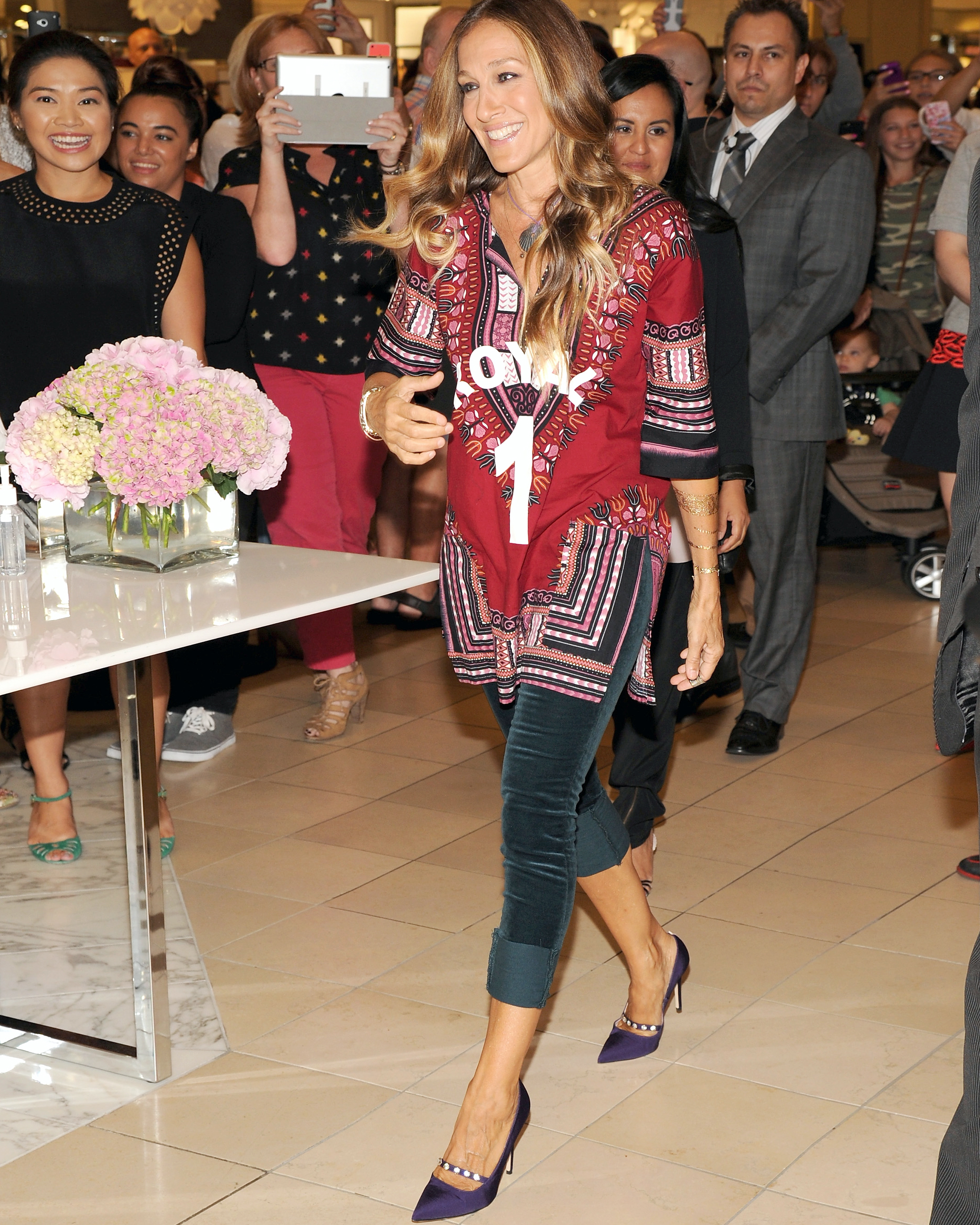 SJP Collection Event