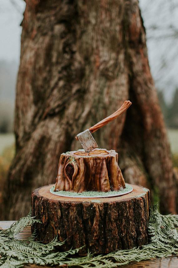 stump cake