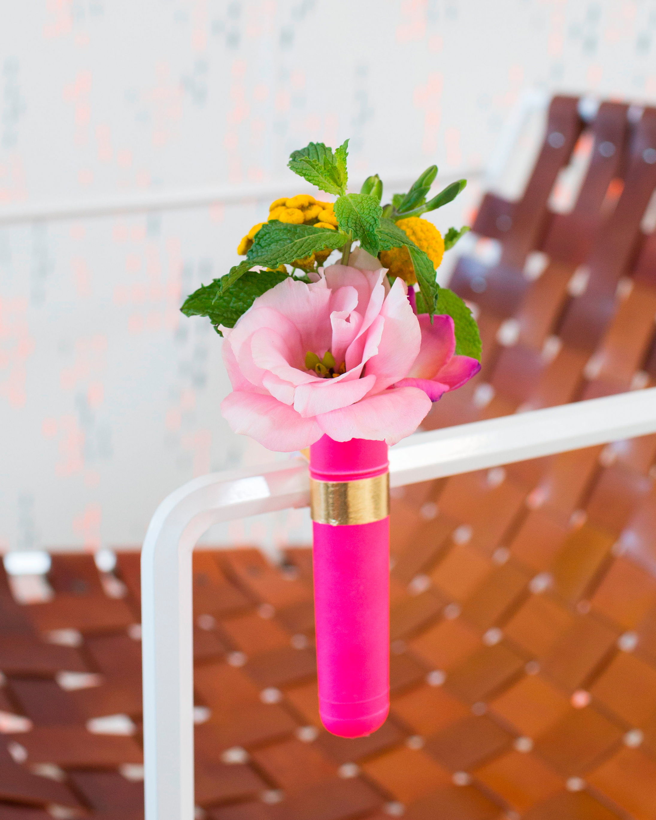 Flowers-on-the-Go Vases