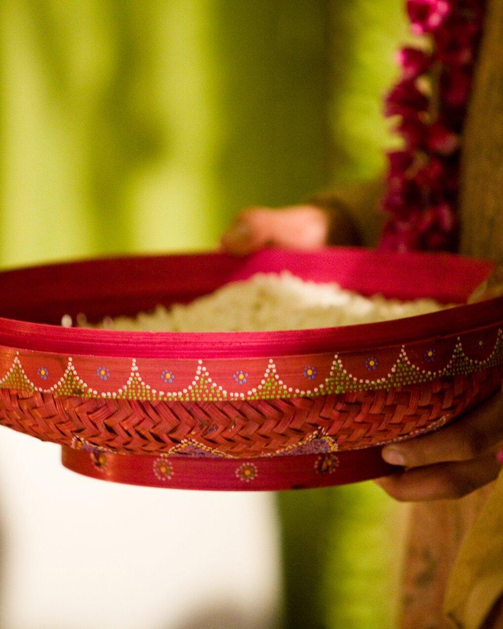 Common Indian Wedding Traditions   Martha Stewart Weddings
