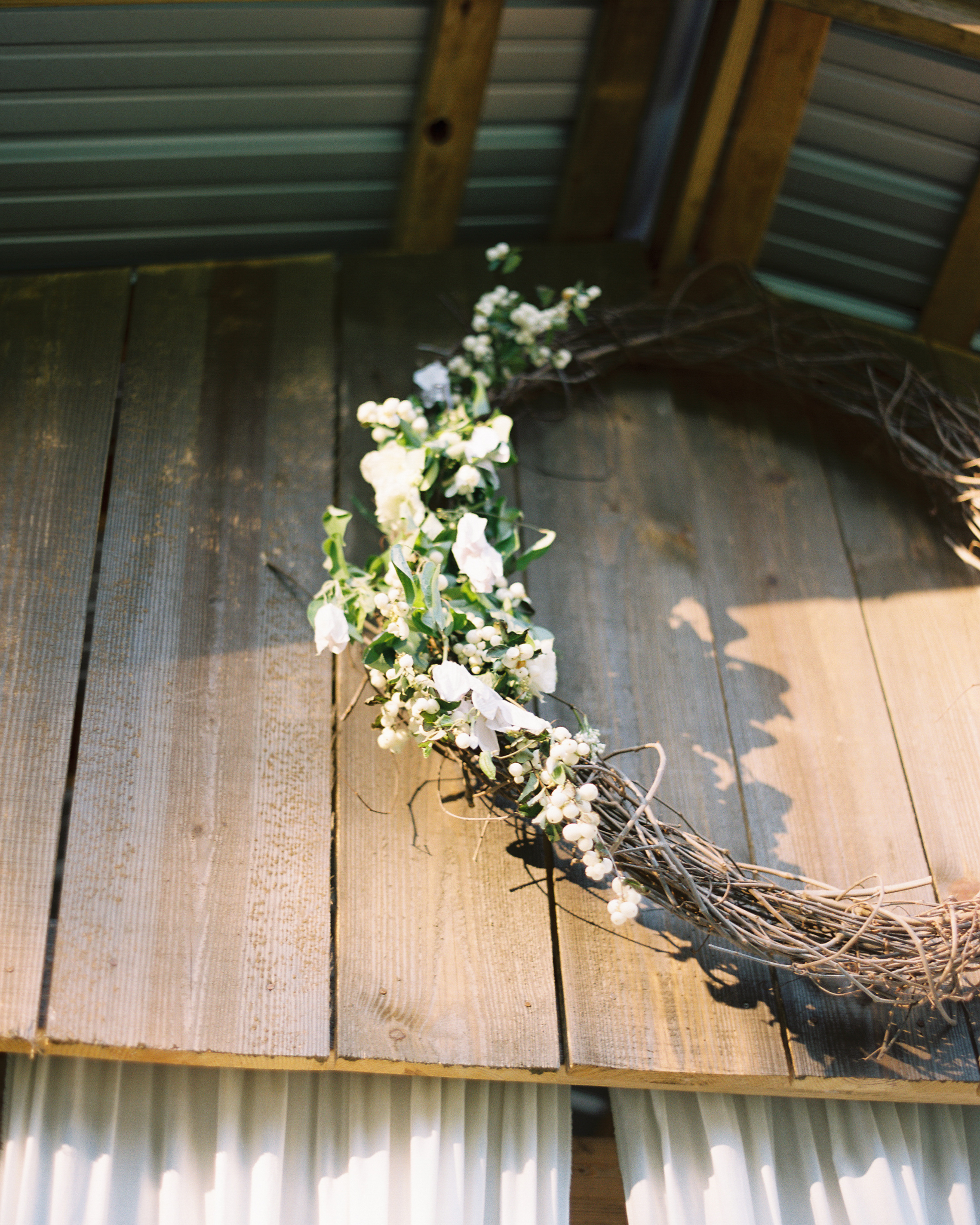 A Big Barn Wreath