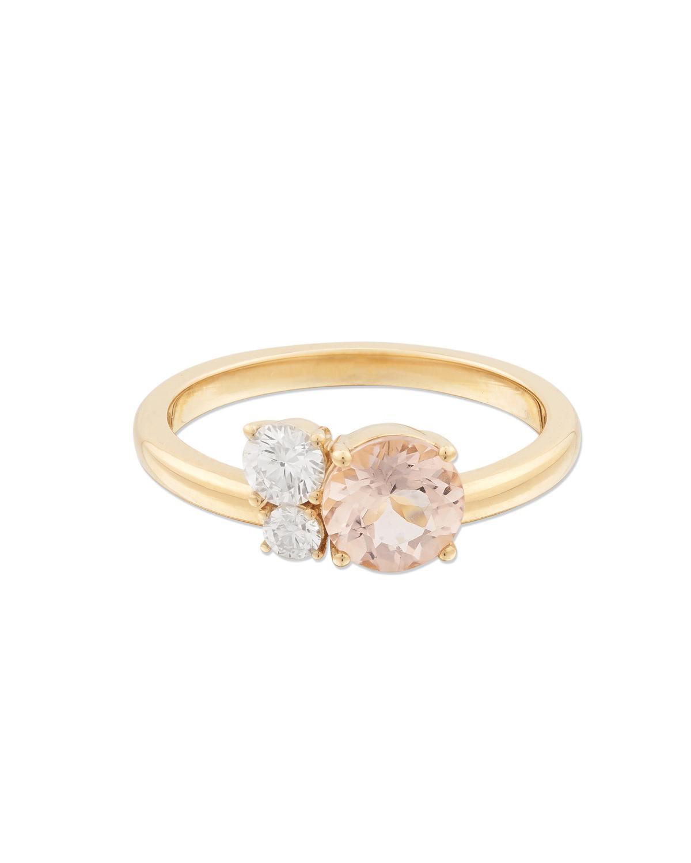 Mejuri Round-Cut Ring