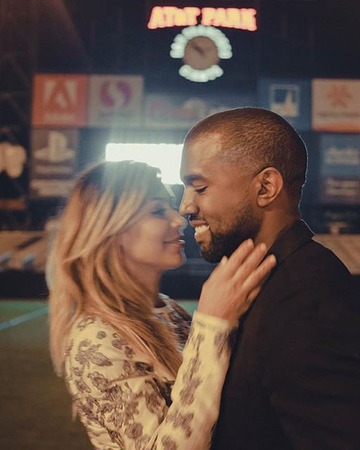 Kanye's Over-the-Top Proposal